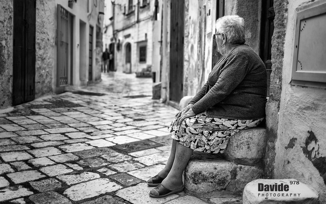Aspettando qualcuno - Puglia...
