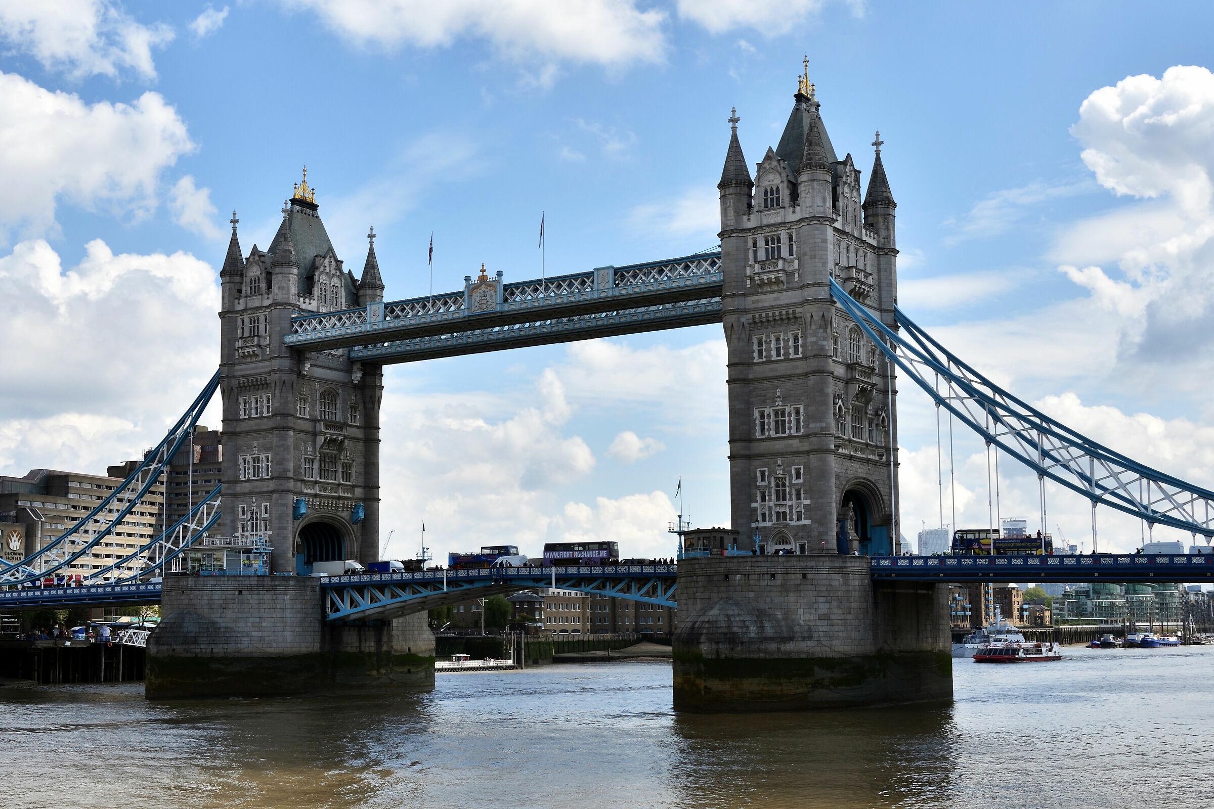 London - Tower Bridge...