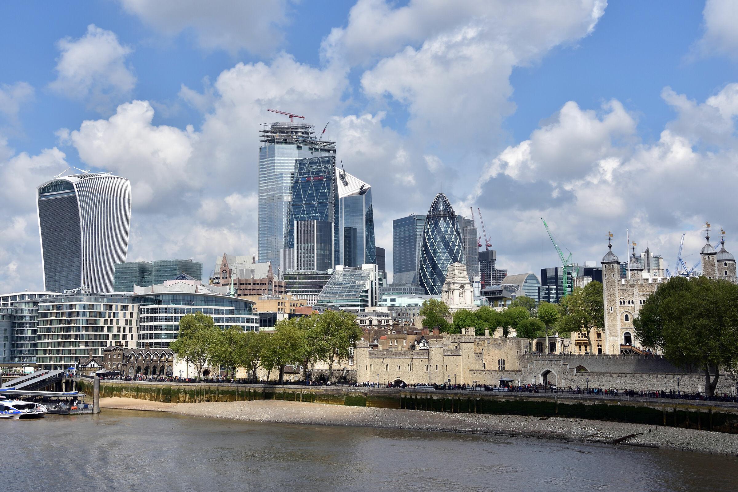 London - Skyline...