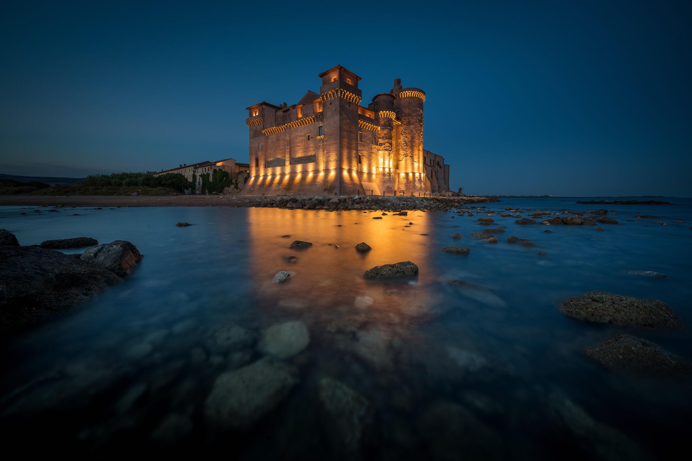 Santa Severa Castle...