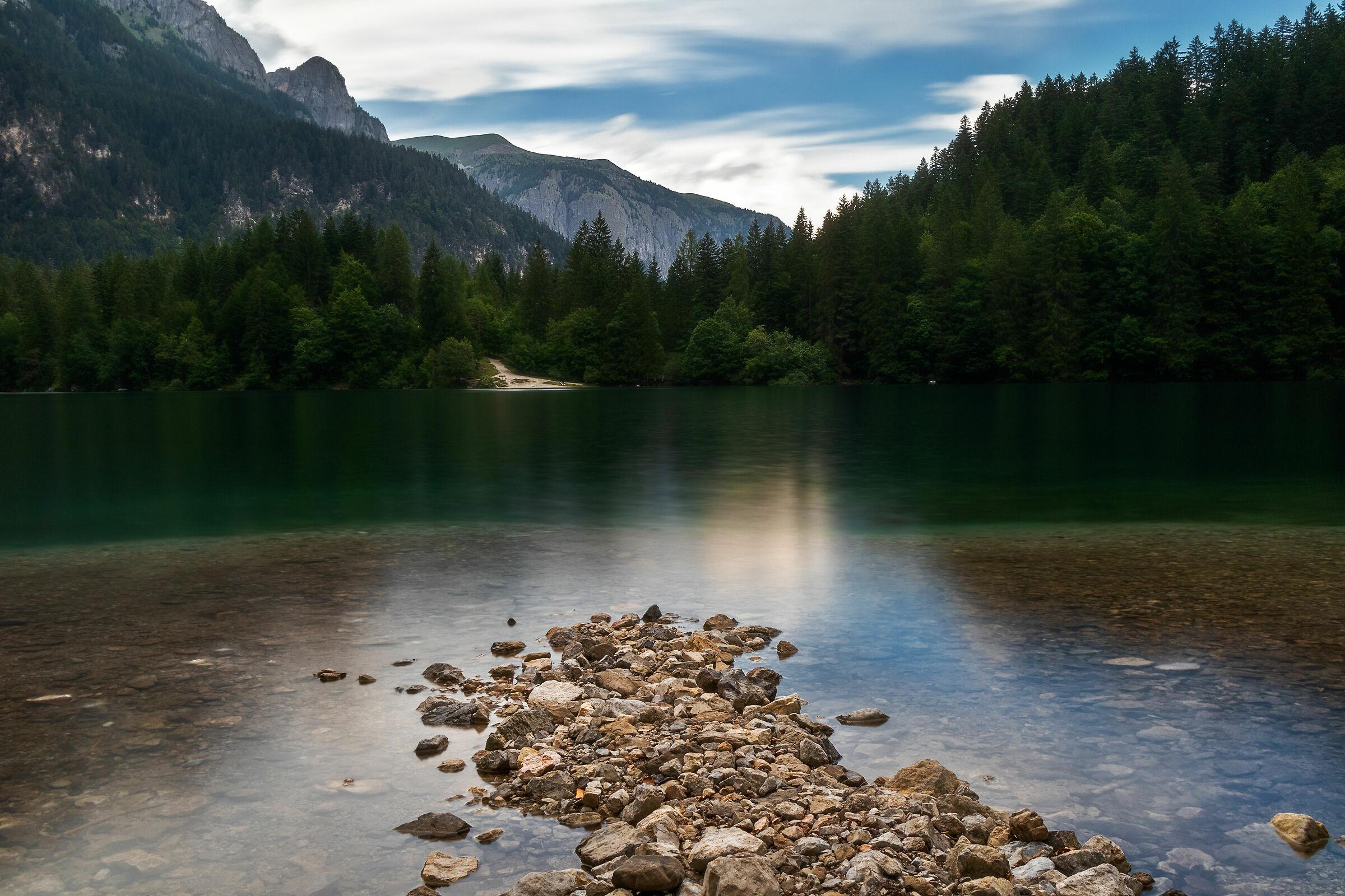 Lago di Tovel...
