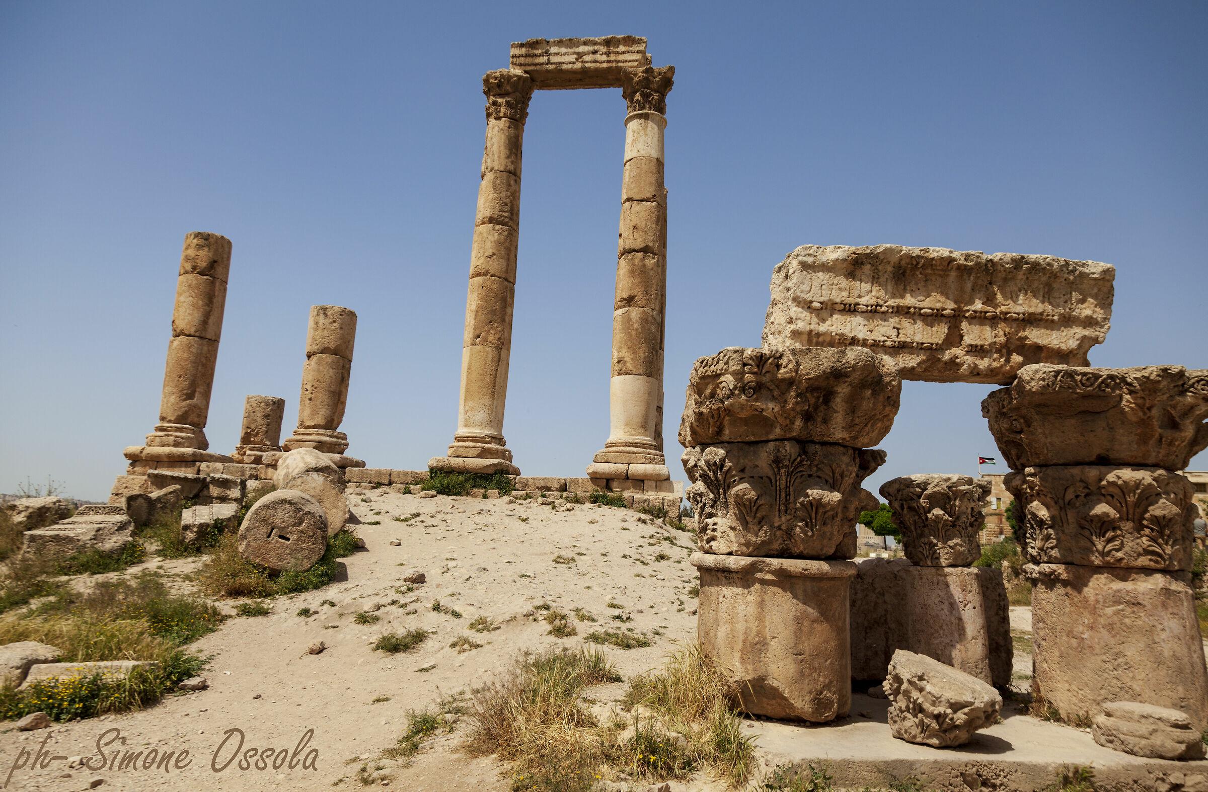 Amman - The Citadel...