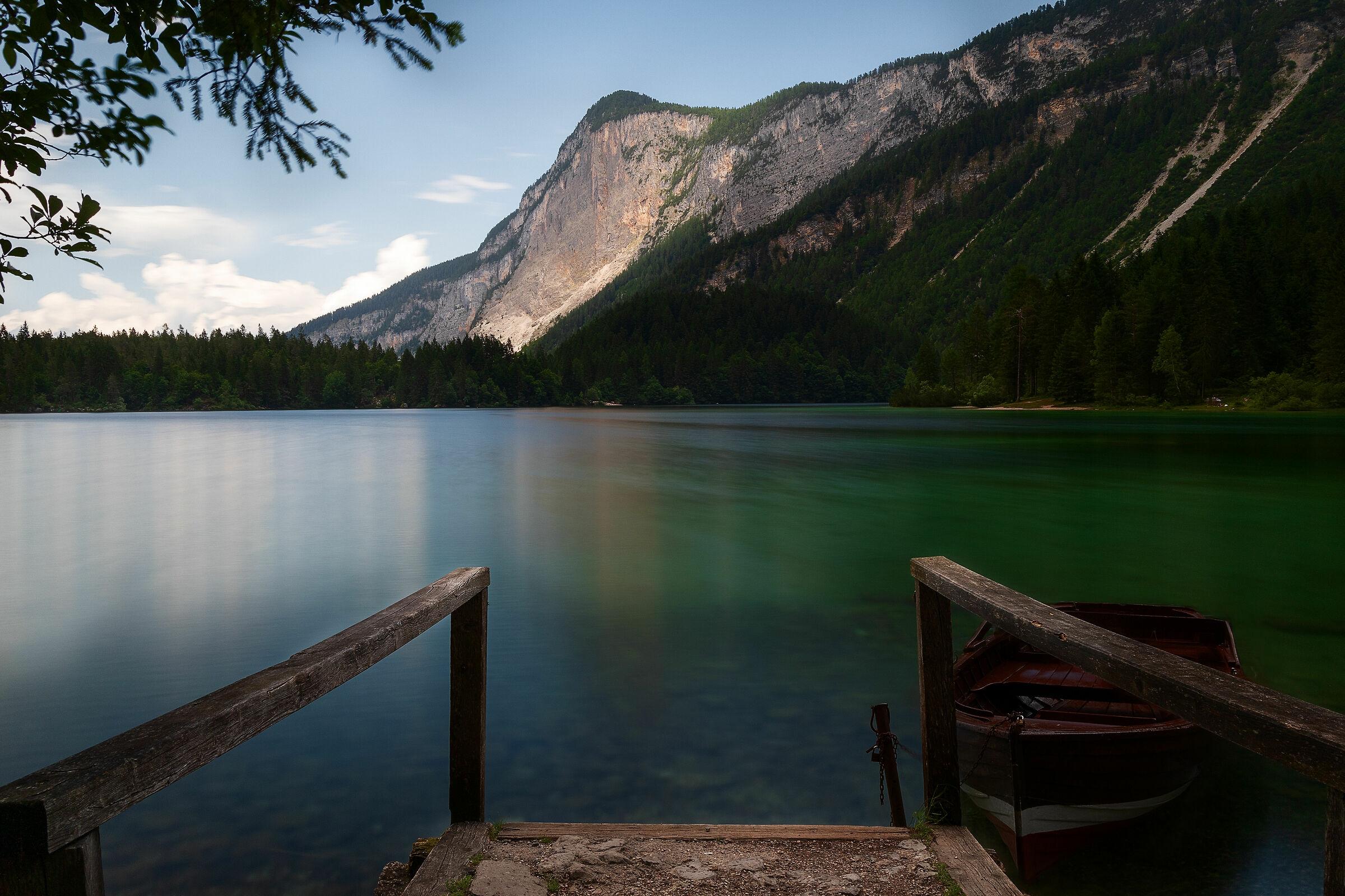 Lago di Tovel 2...