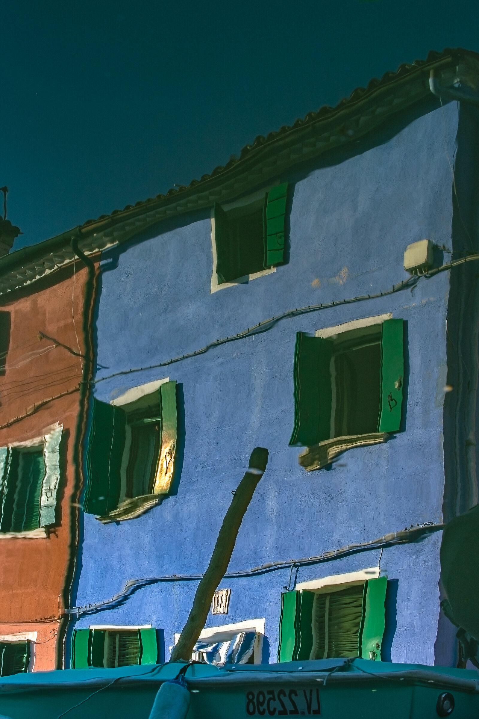 Reflected Burano 2...