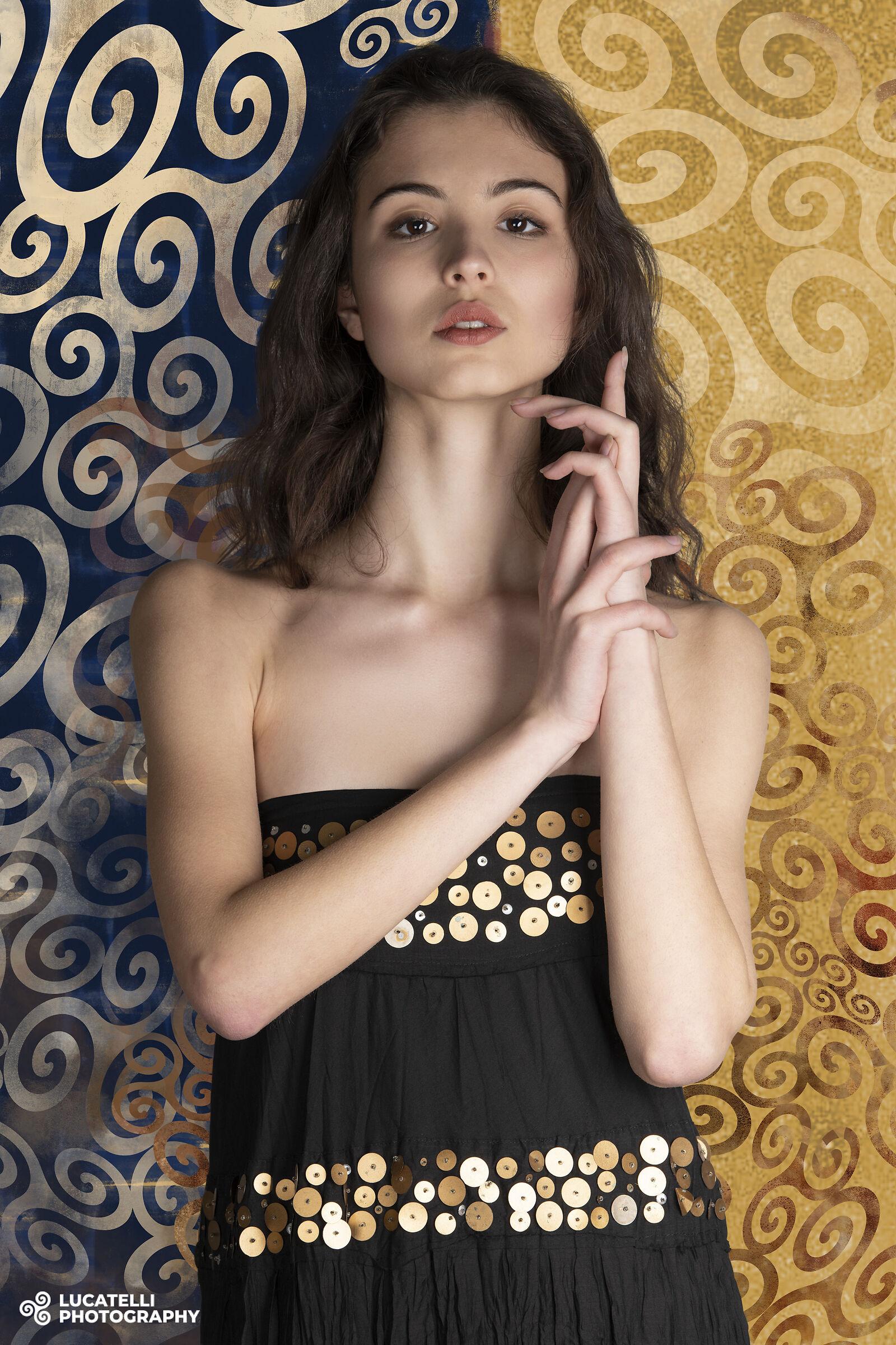 Tribute to Gustav Klimt 3...