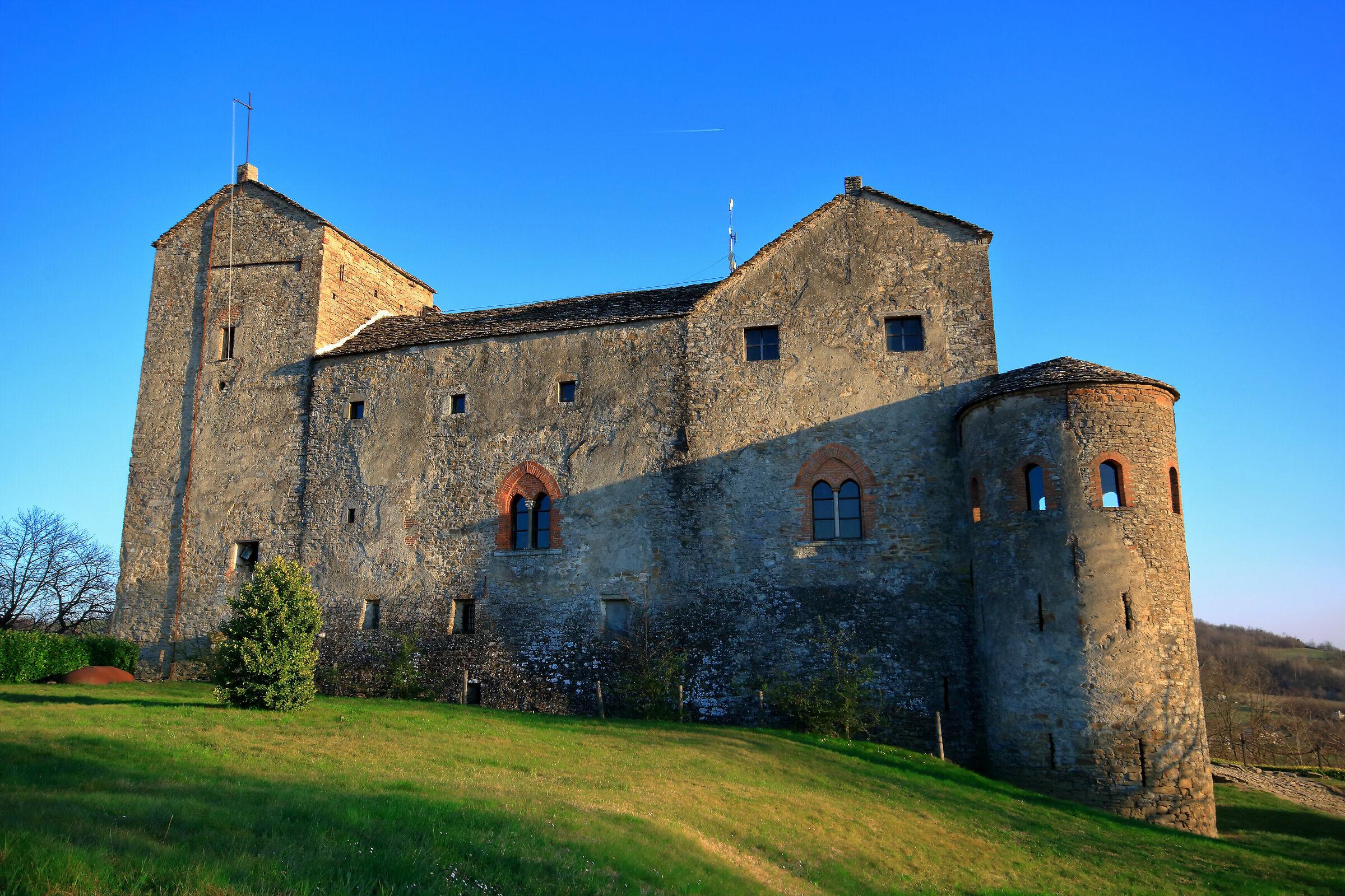 Prunetto Castle...