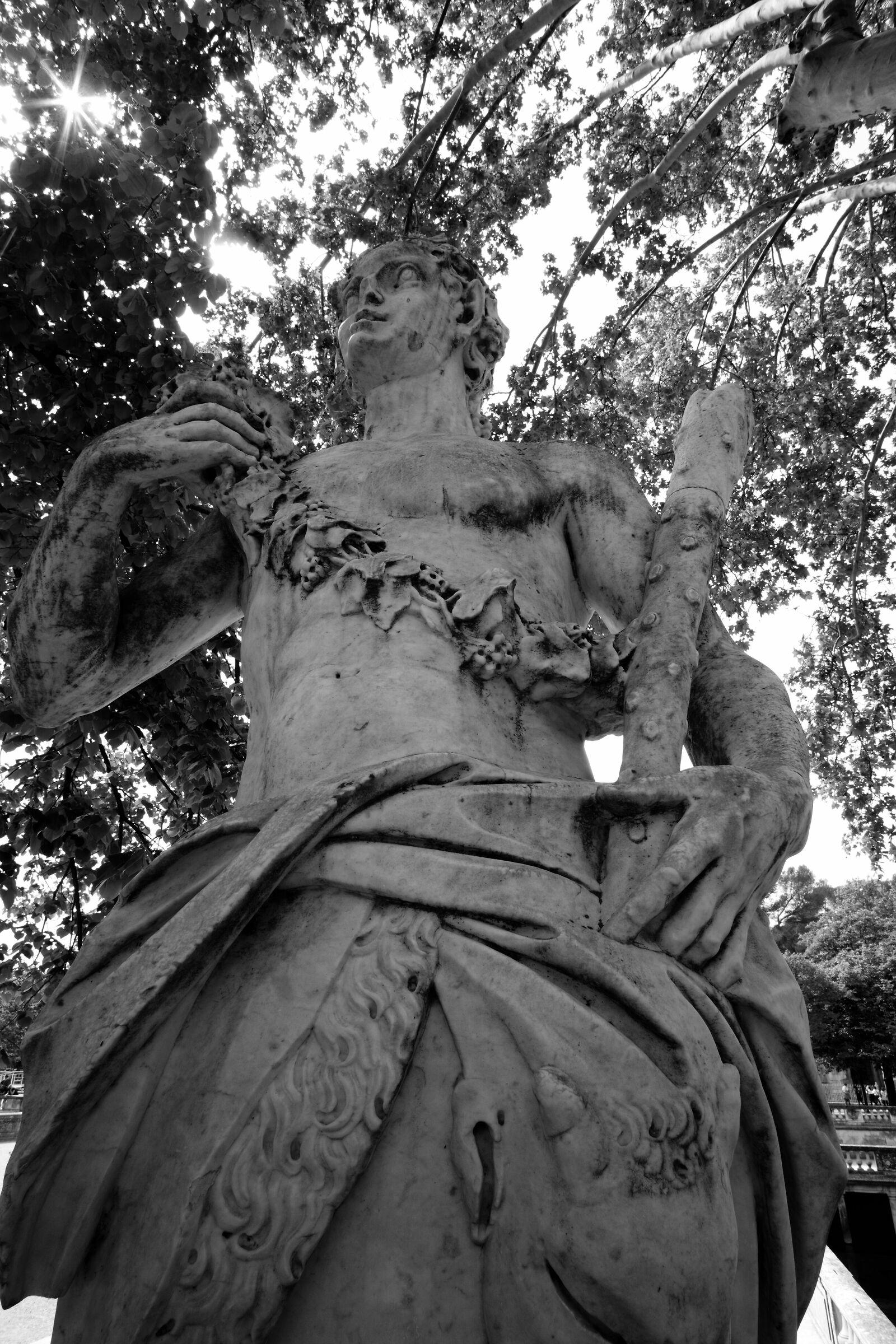 Parc de la Fontaine - Nimes...
