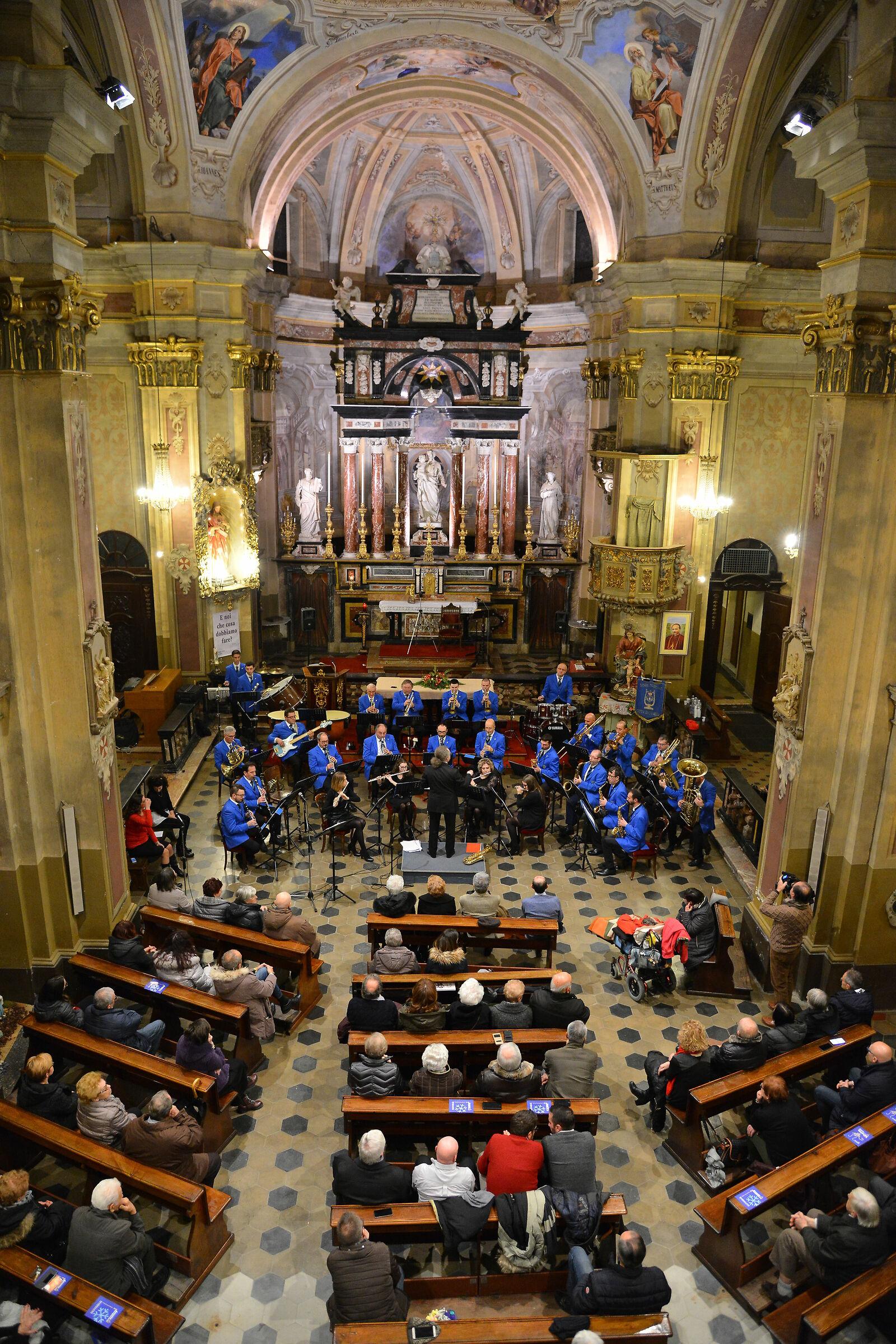 Concerto Banda Canelli...