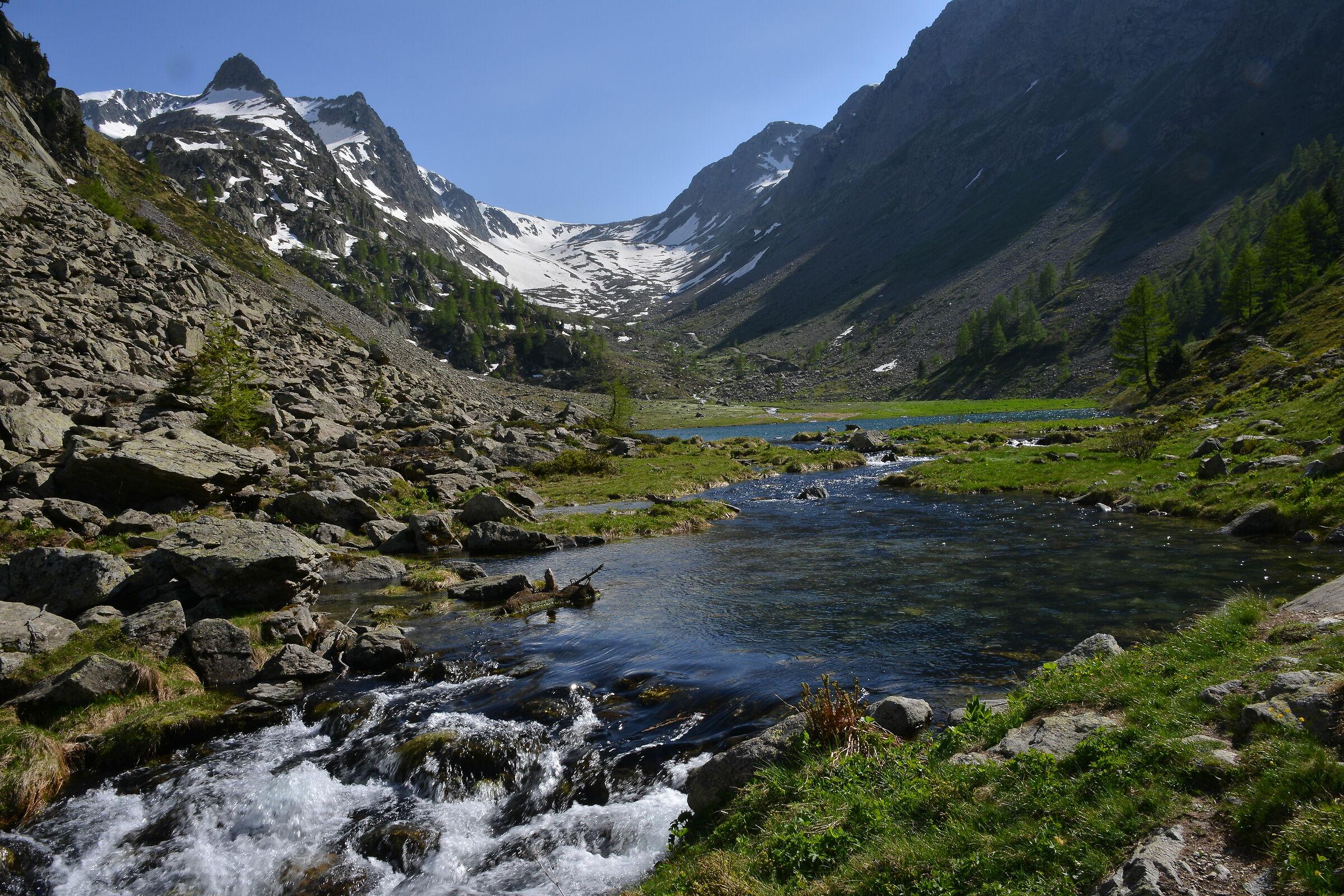 Lago Di S. Bernolfo...