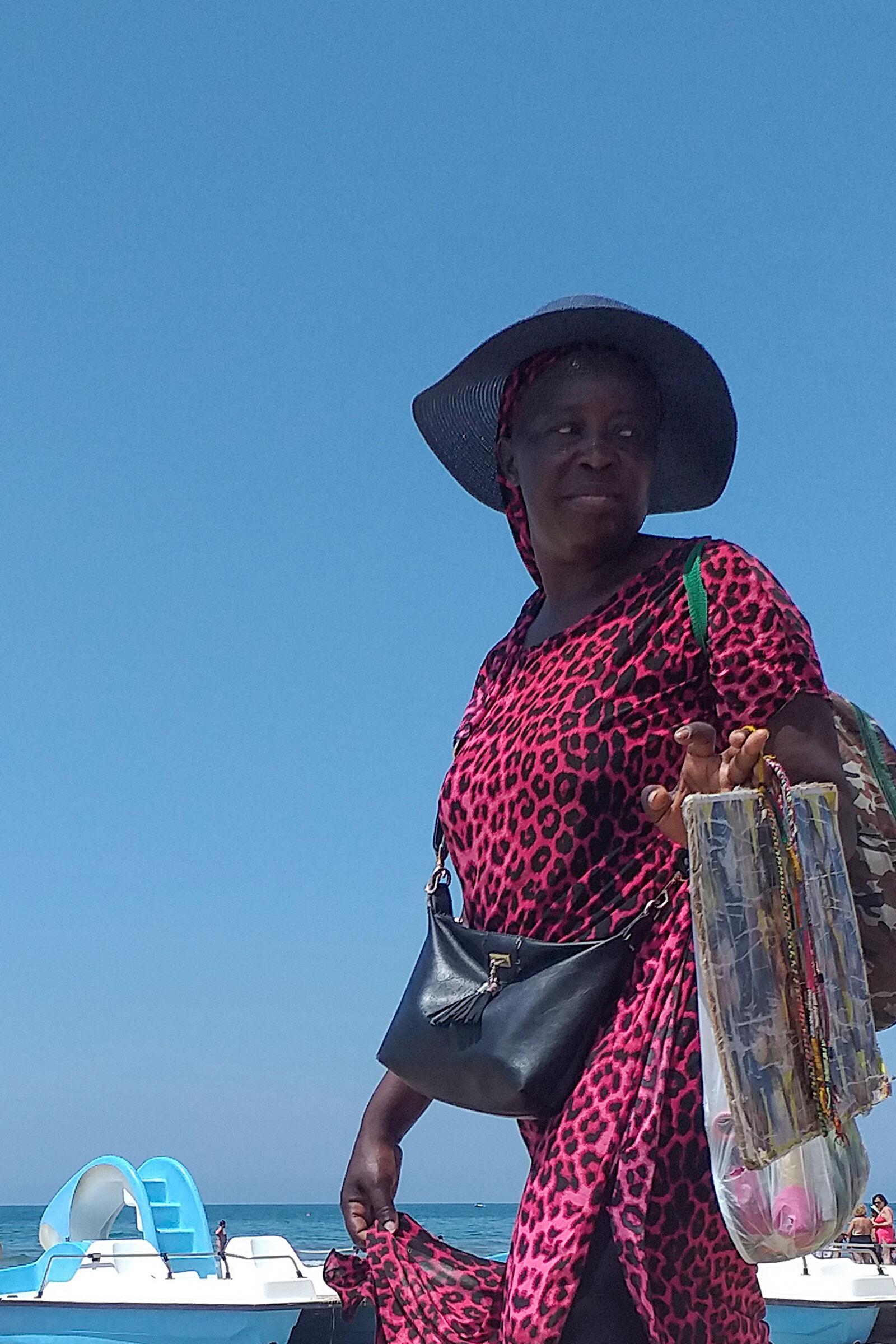 The Braid Lady...