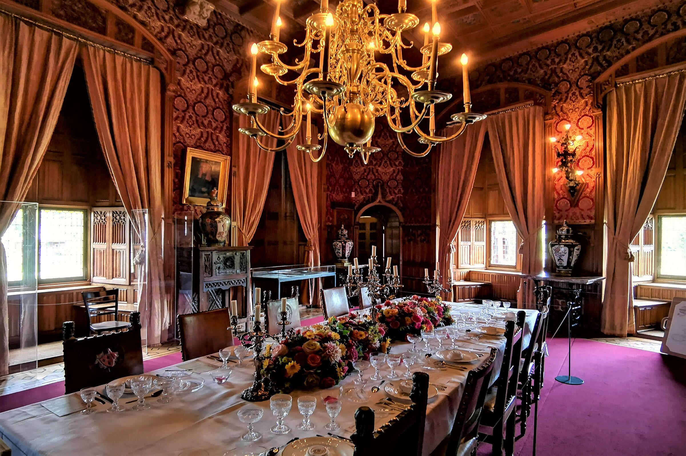 ll Castello De Haar (Sala da pranzo)   JuzaPhoto