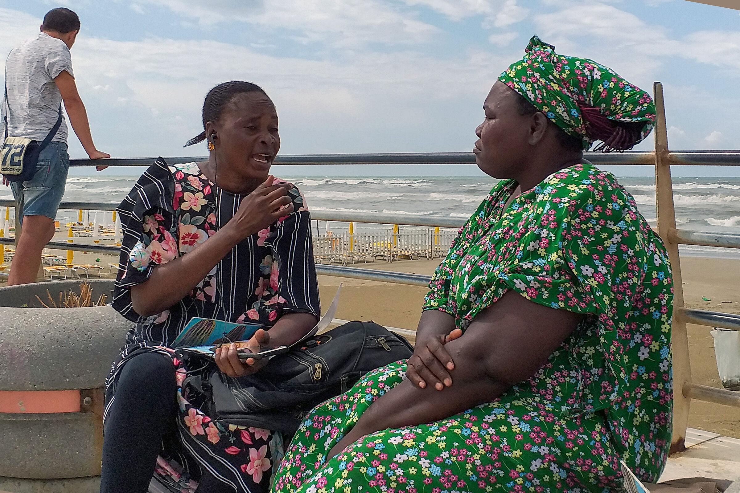 Women of Senegal...