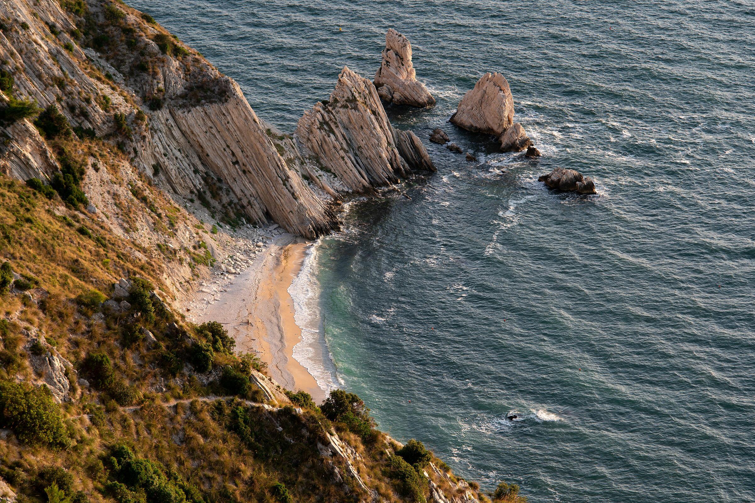 Conero Sisters Beach...
