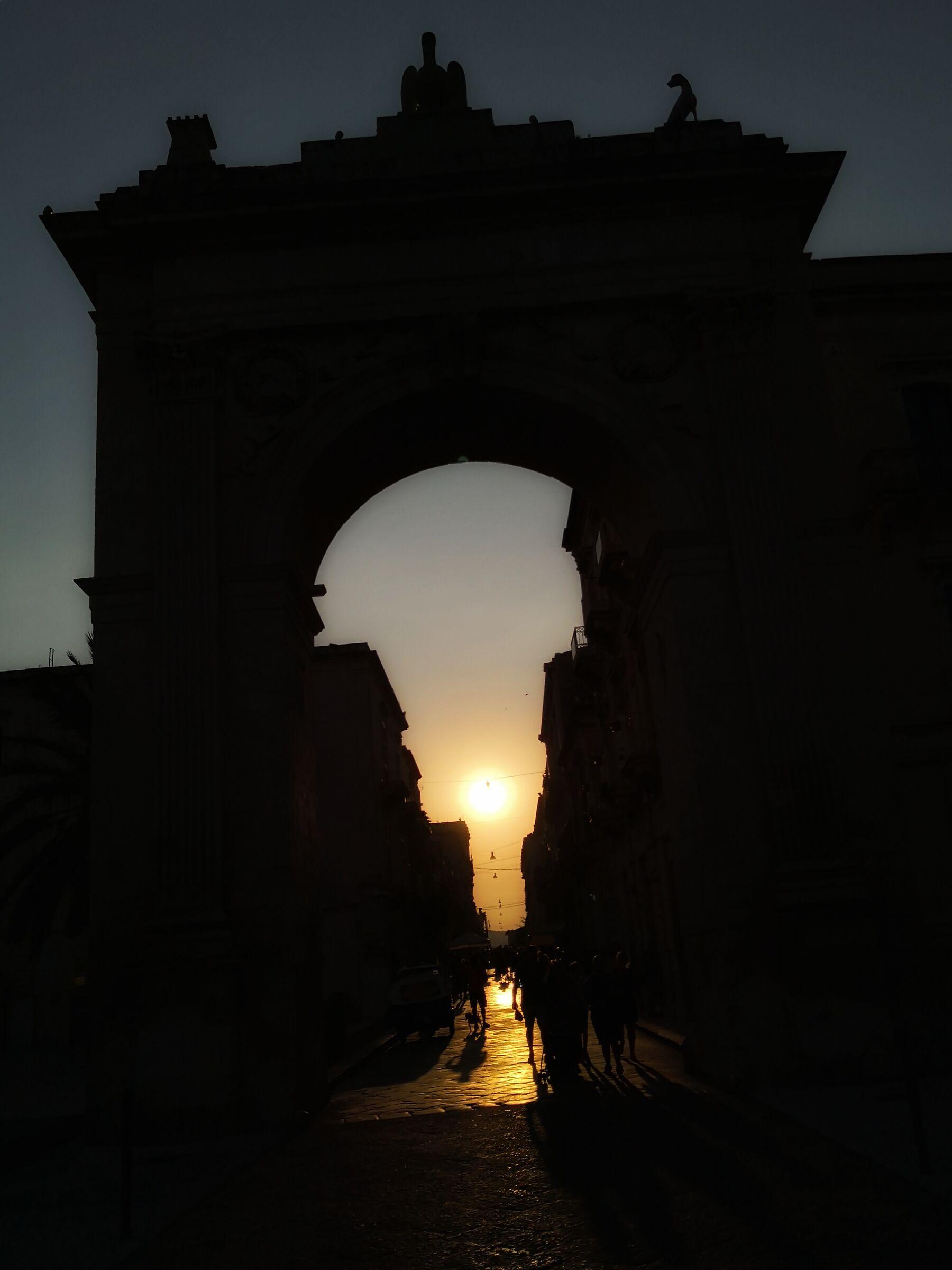 Noto's Royal Gate...