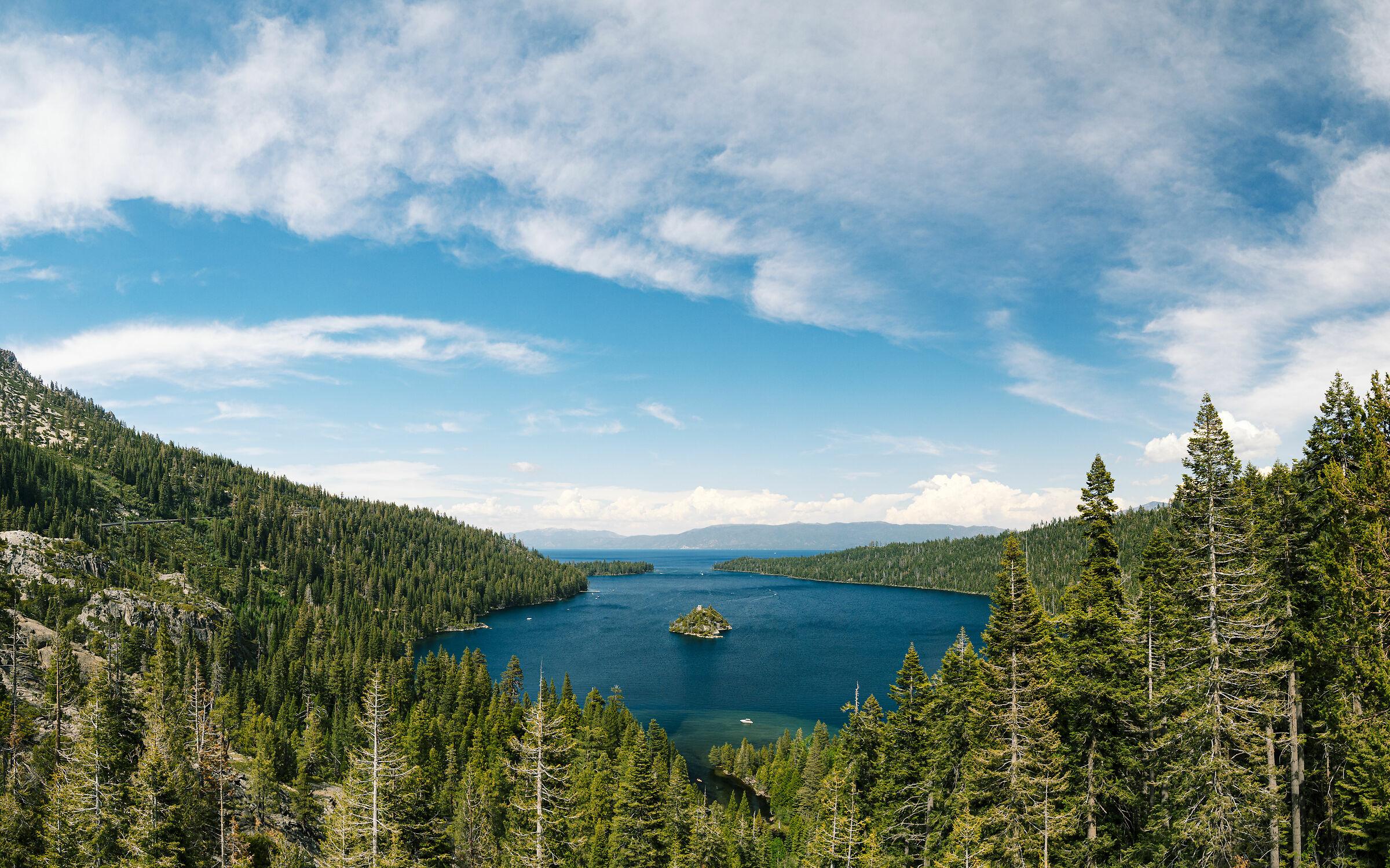 Lago Tahoe...
