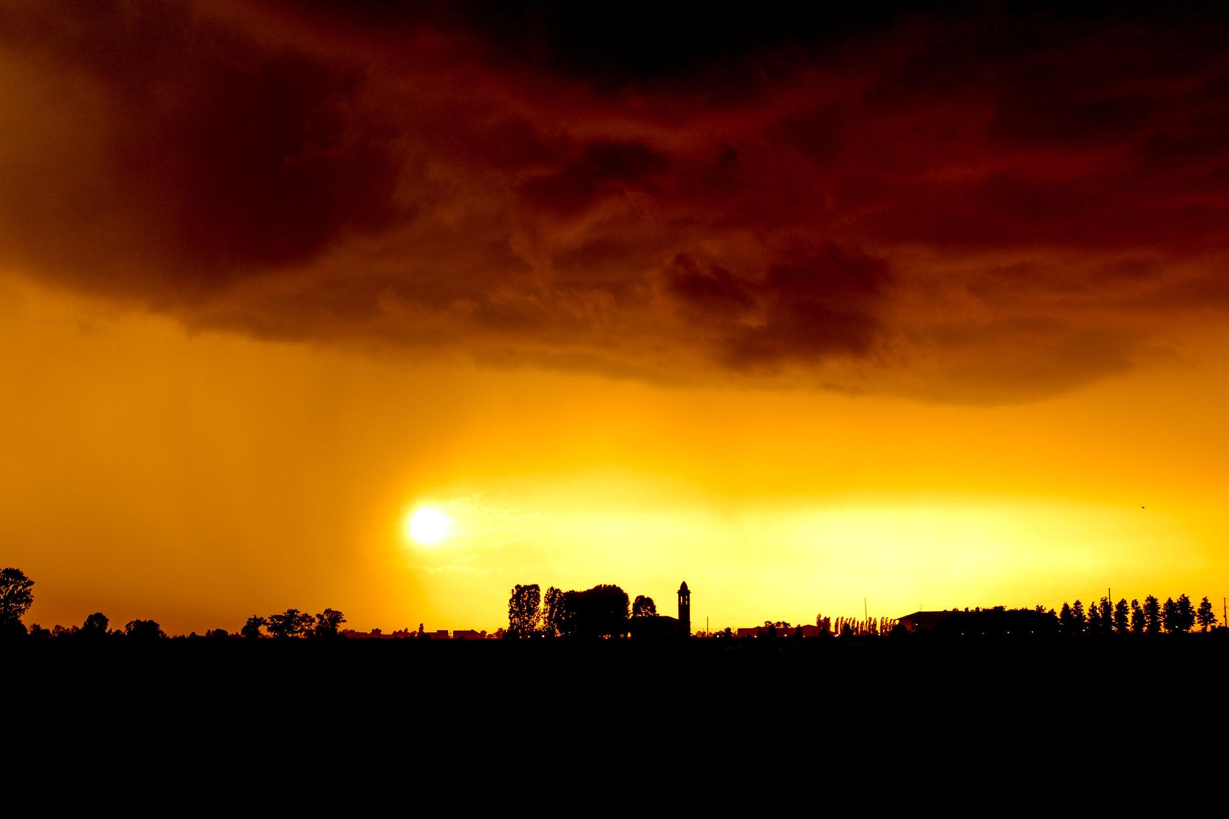 Armageddon...