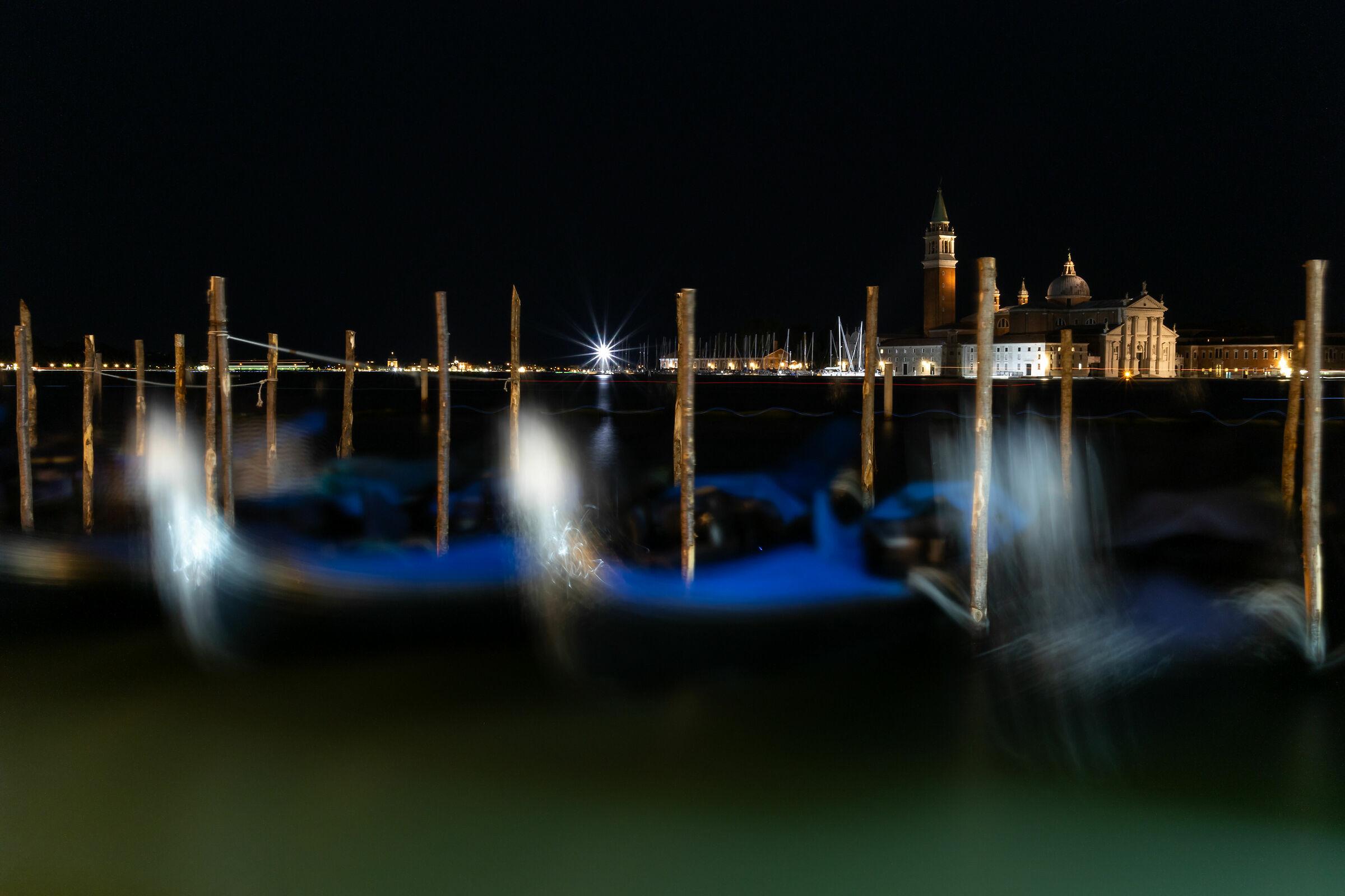 Notturna da Piazza San Marco...