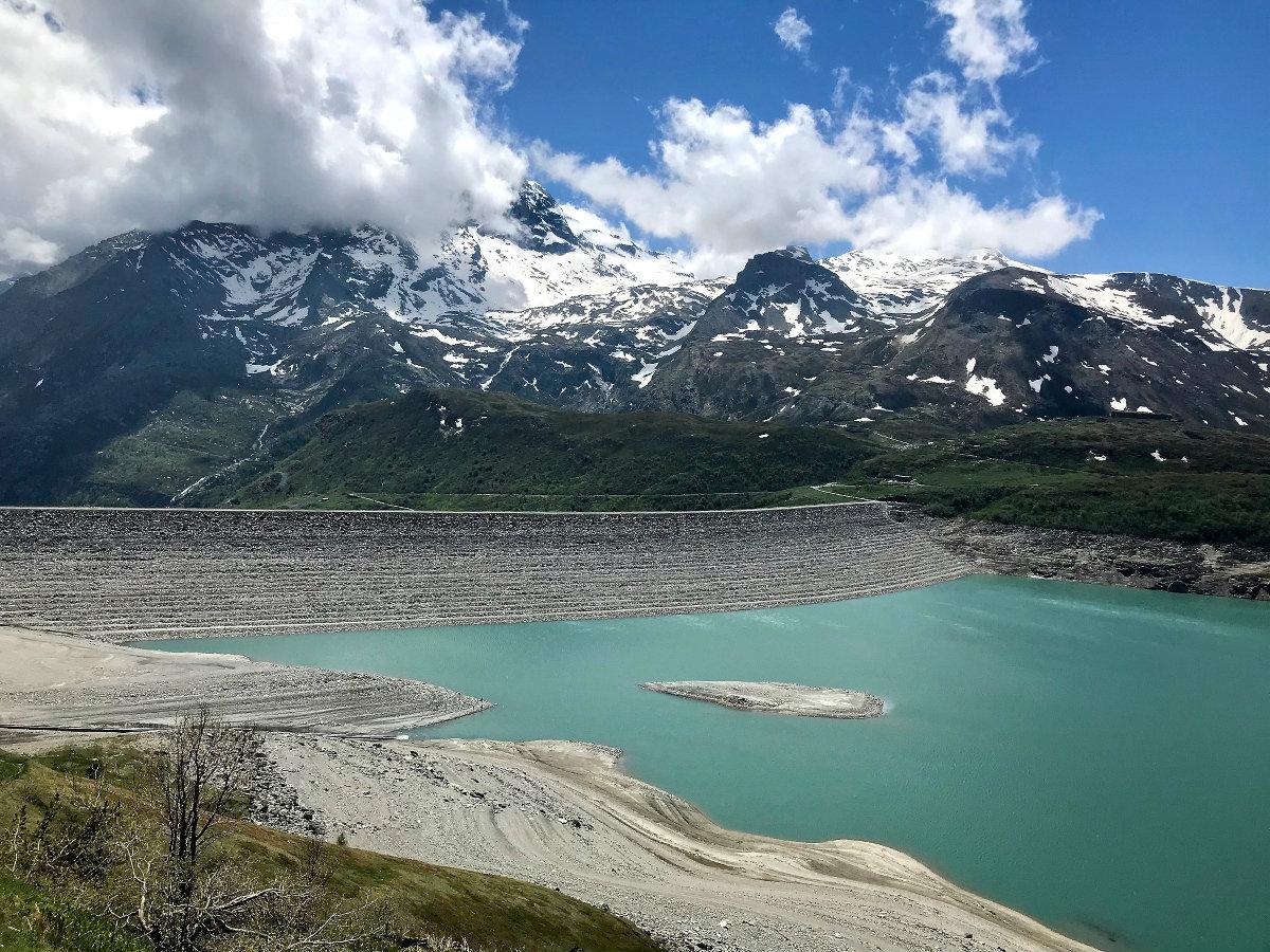 Barrage du Mont-Cenis...