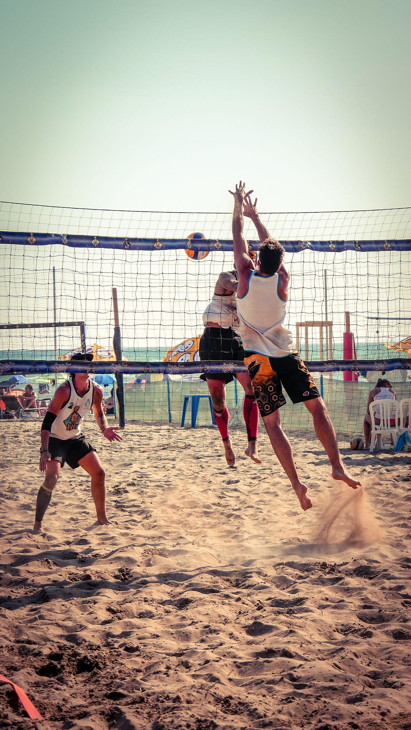 Beach Volley...