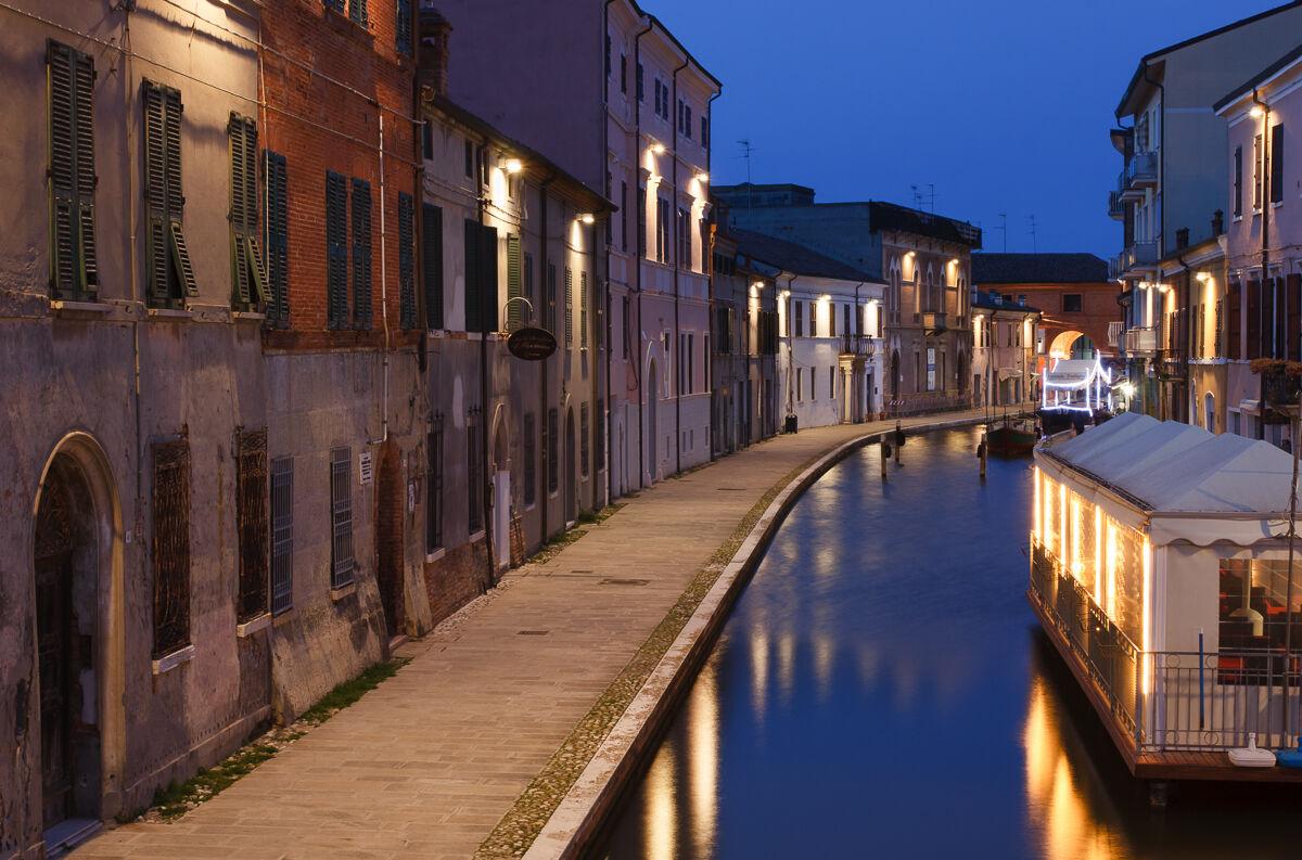 I silenzi di Comacchio ......