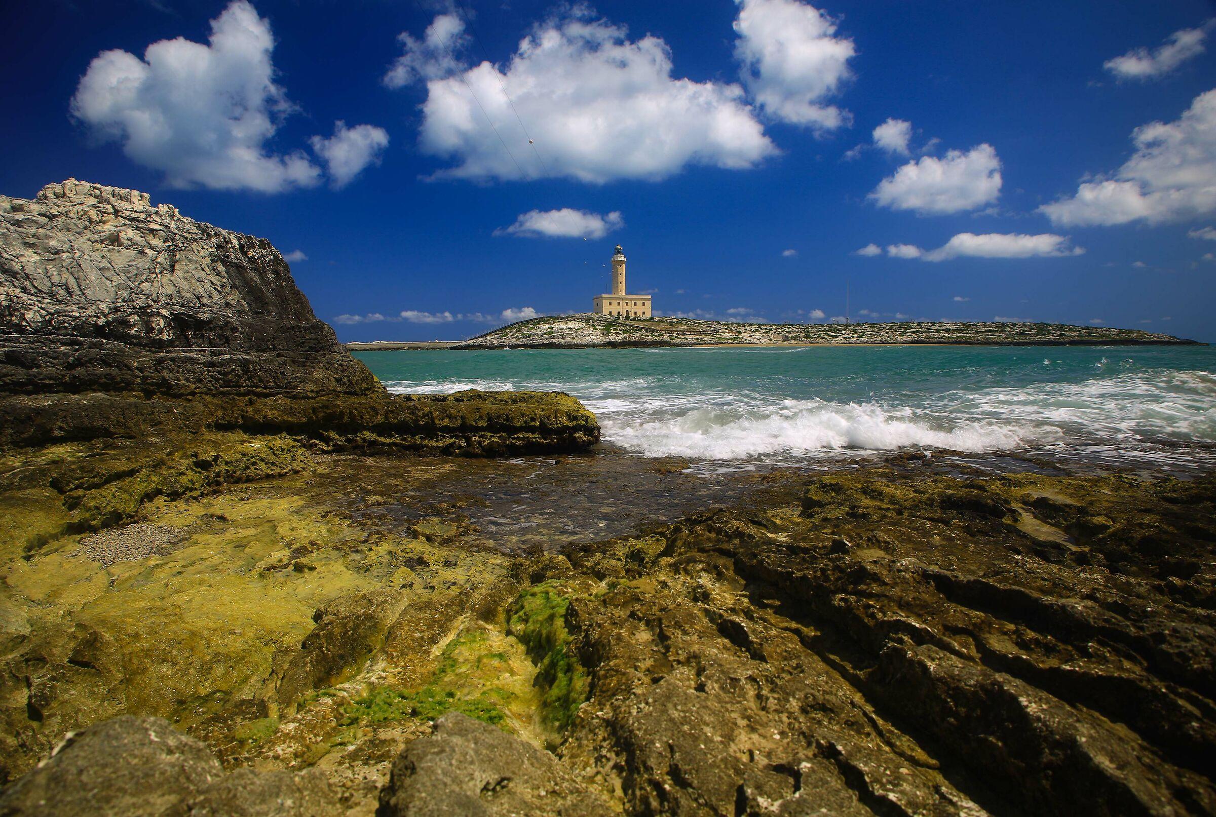 Vieste Lighthouse View ...