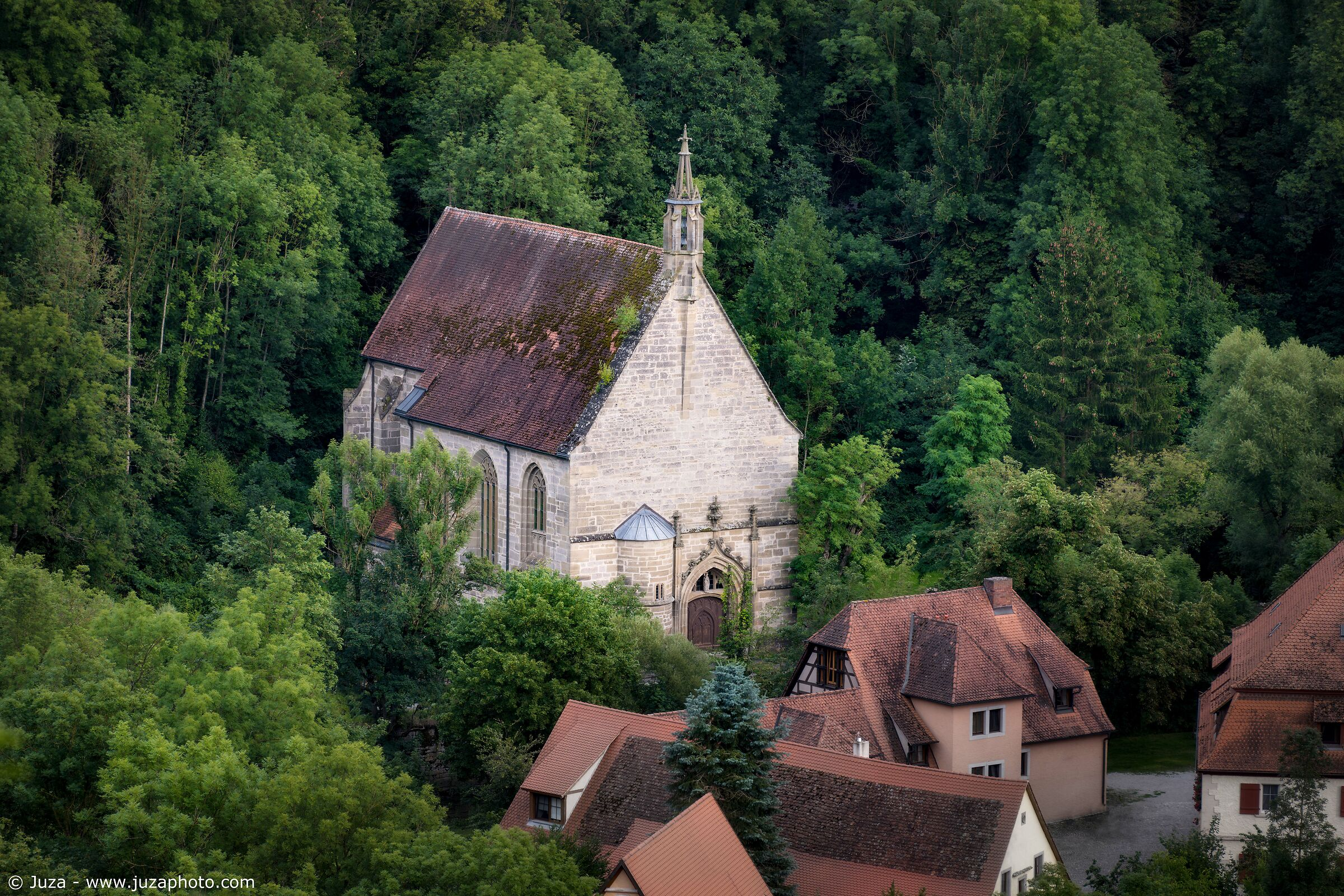 The Church in the Forest...