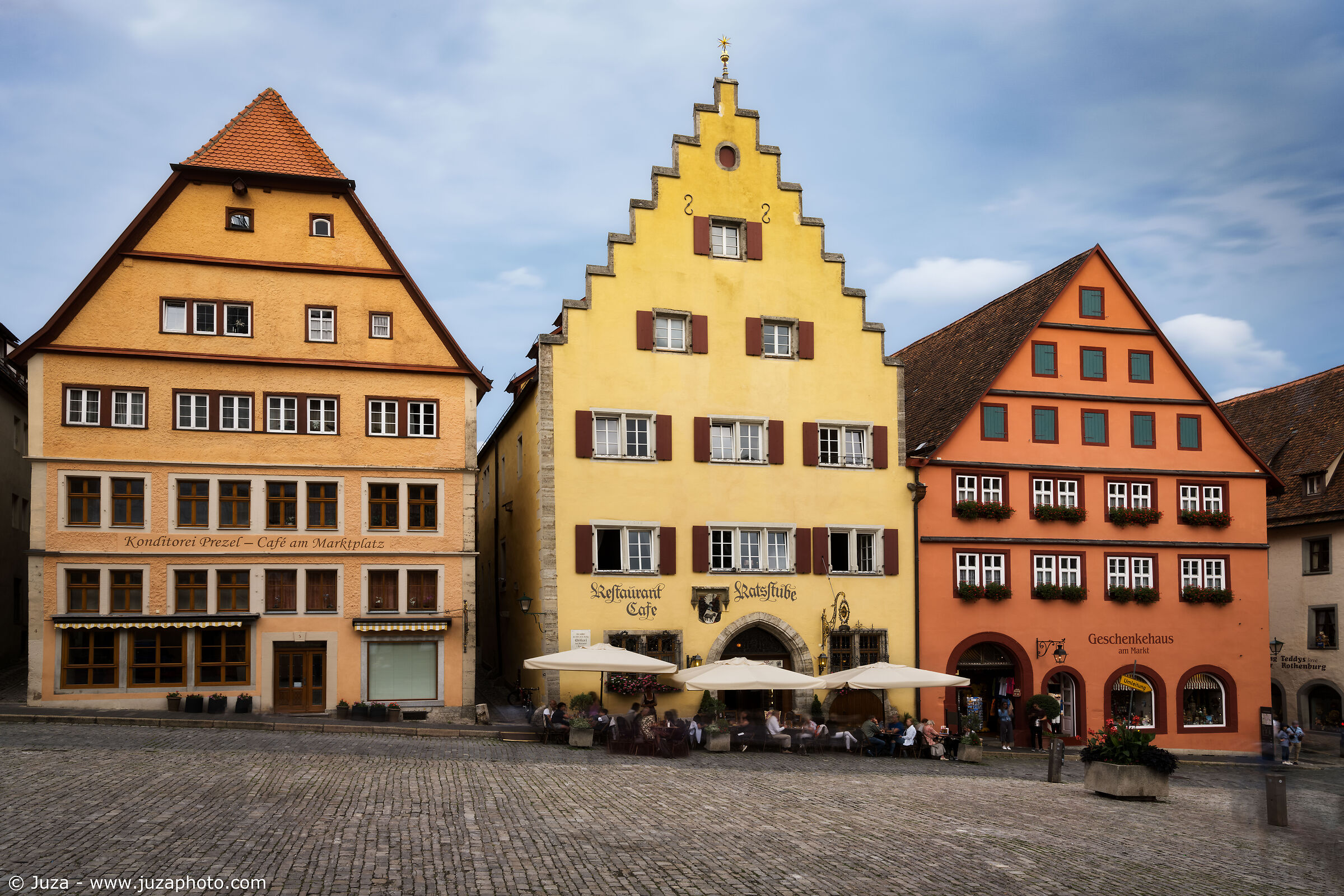 Colors of Rothenburg ob der Tauber...