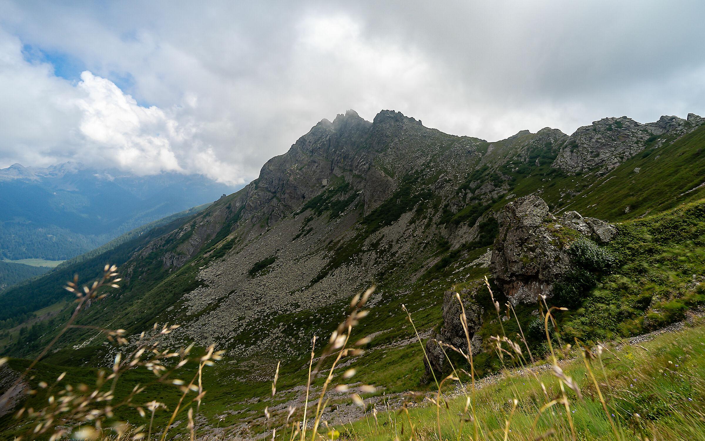 Stellune Peak...