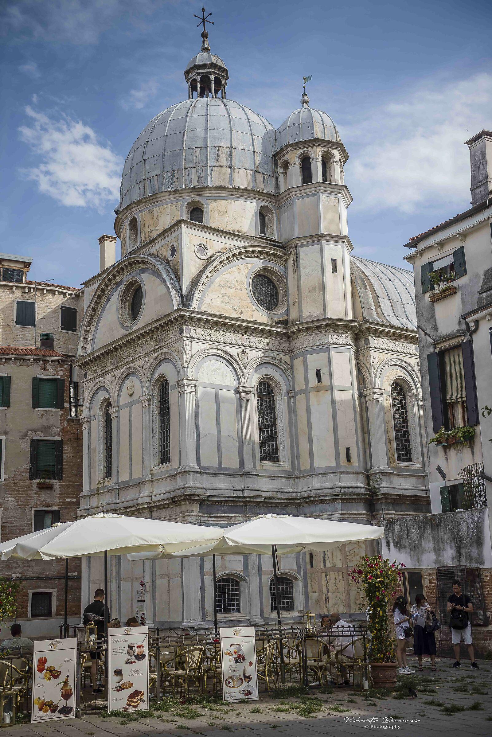 Chiesa dei Miracoli...