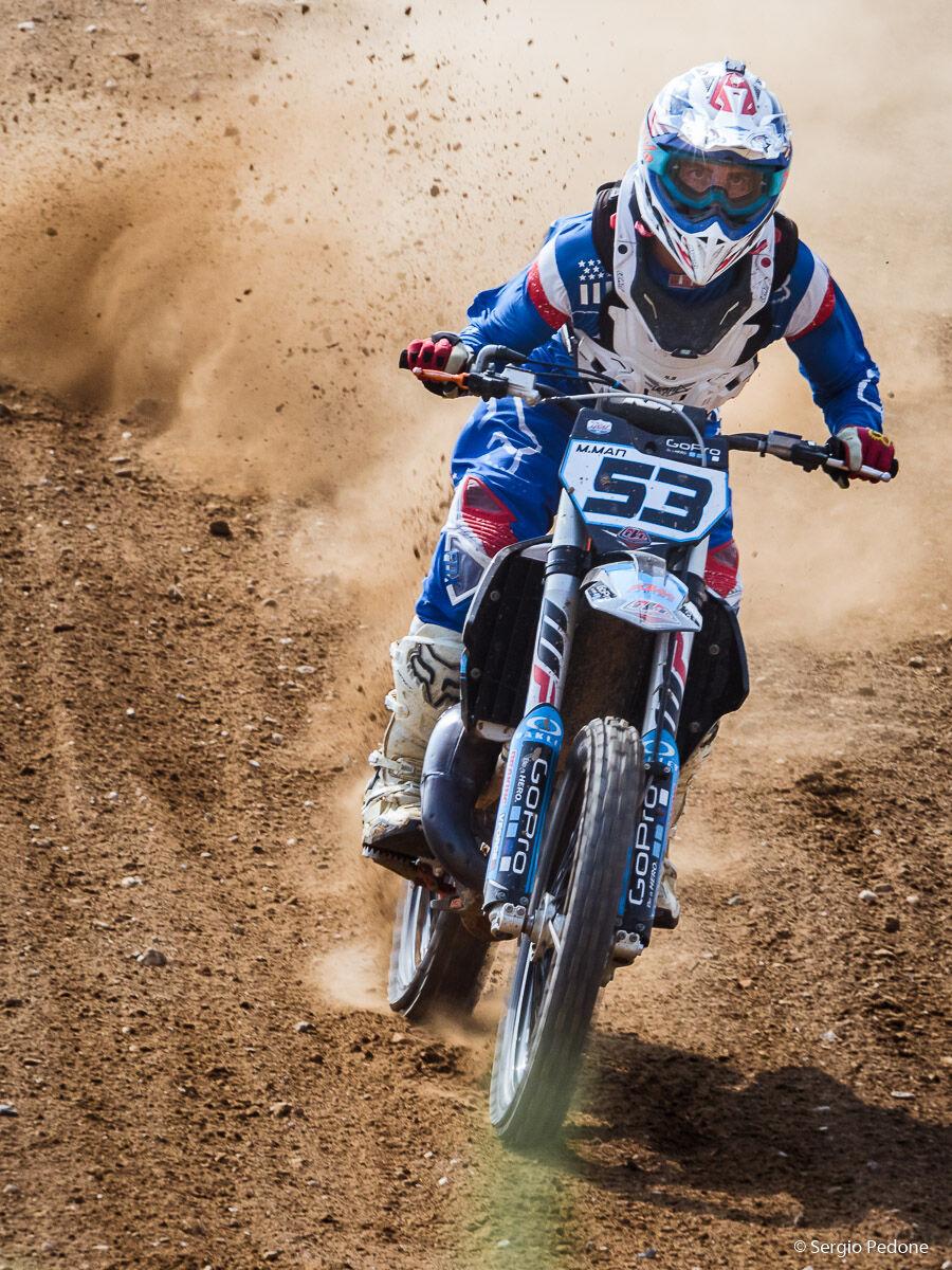 Motocross...