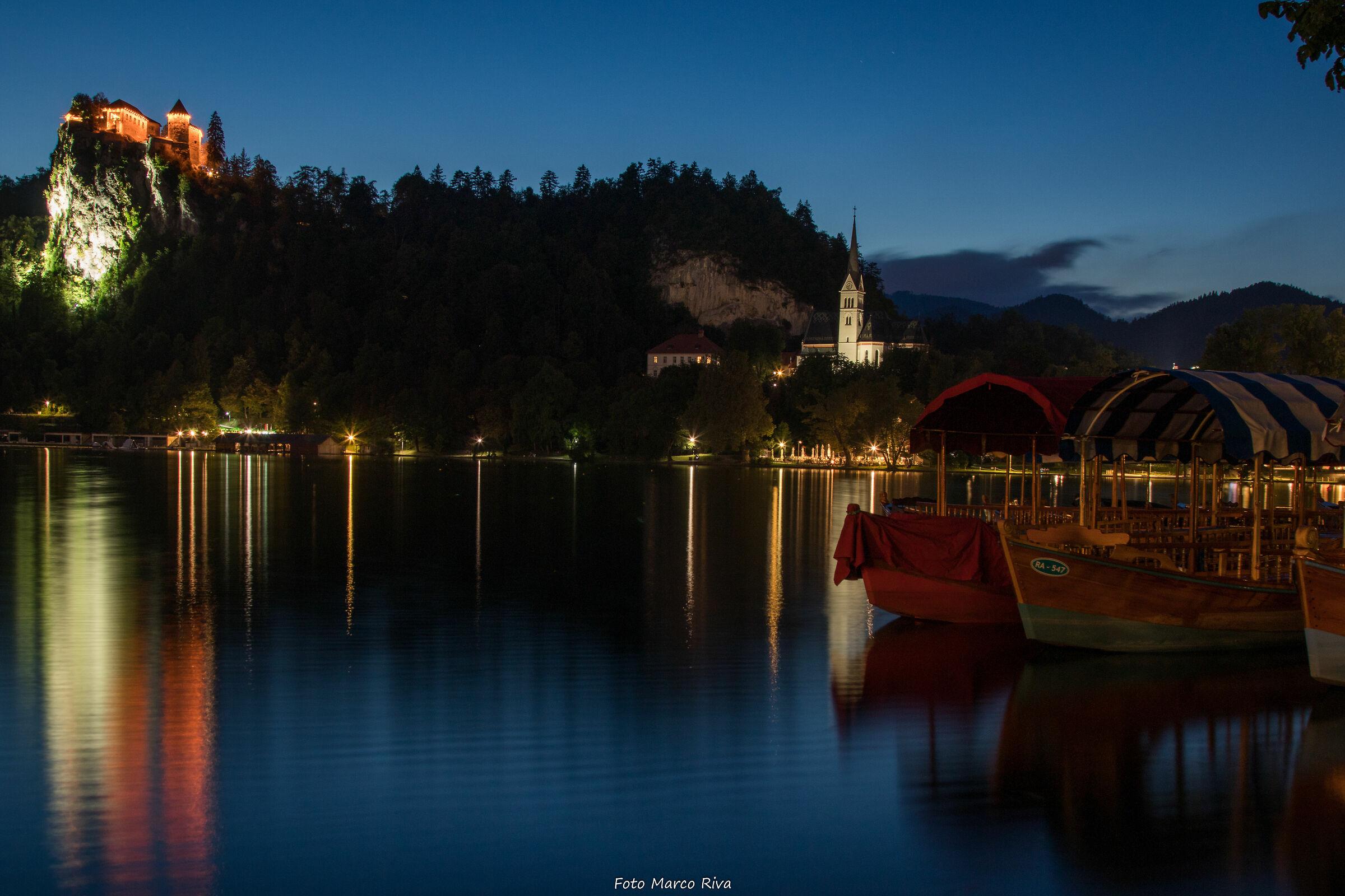 Lake Bled (Slovenia)...