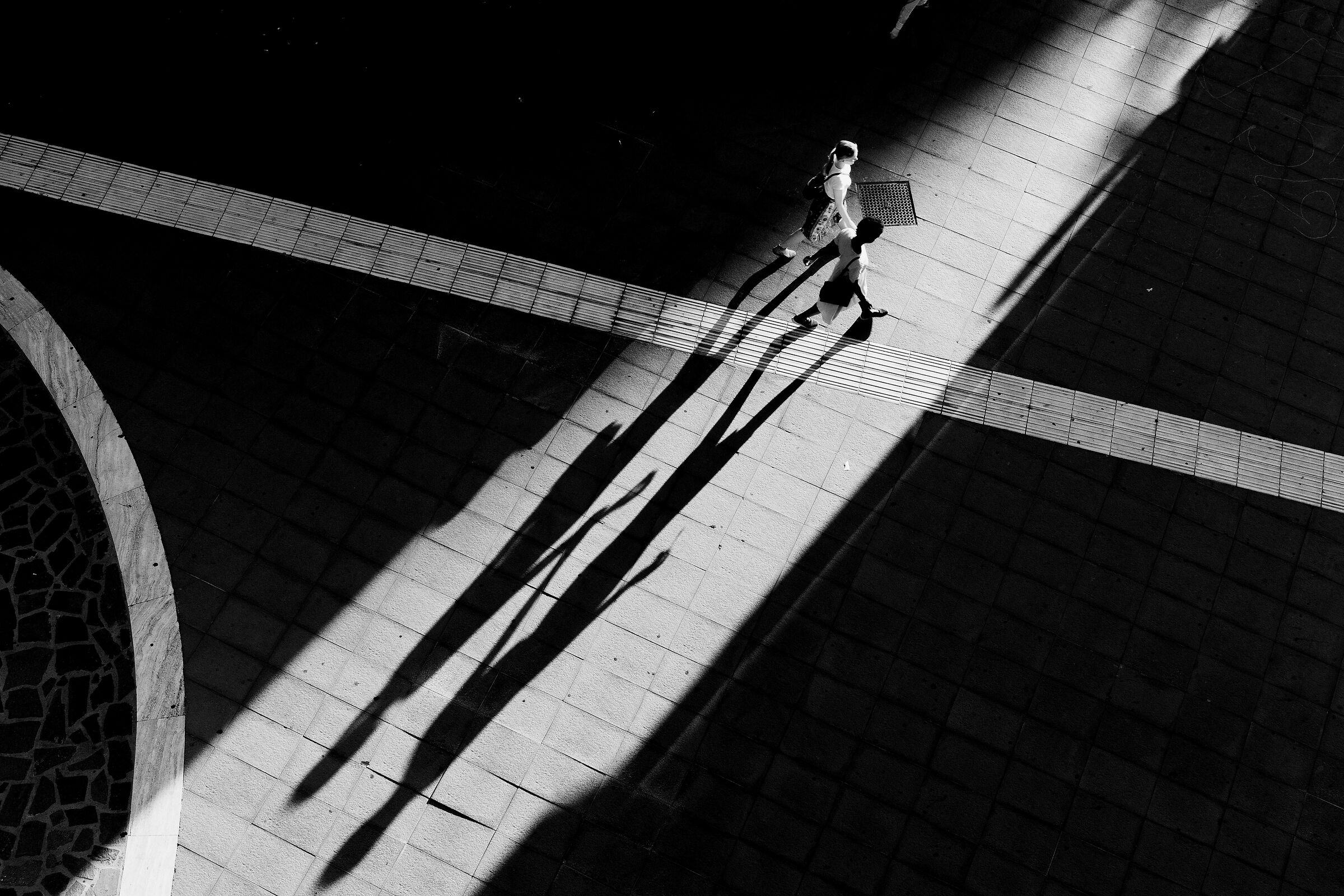 Shadows and Paths...
