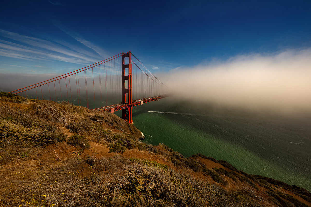 Golden Gate...