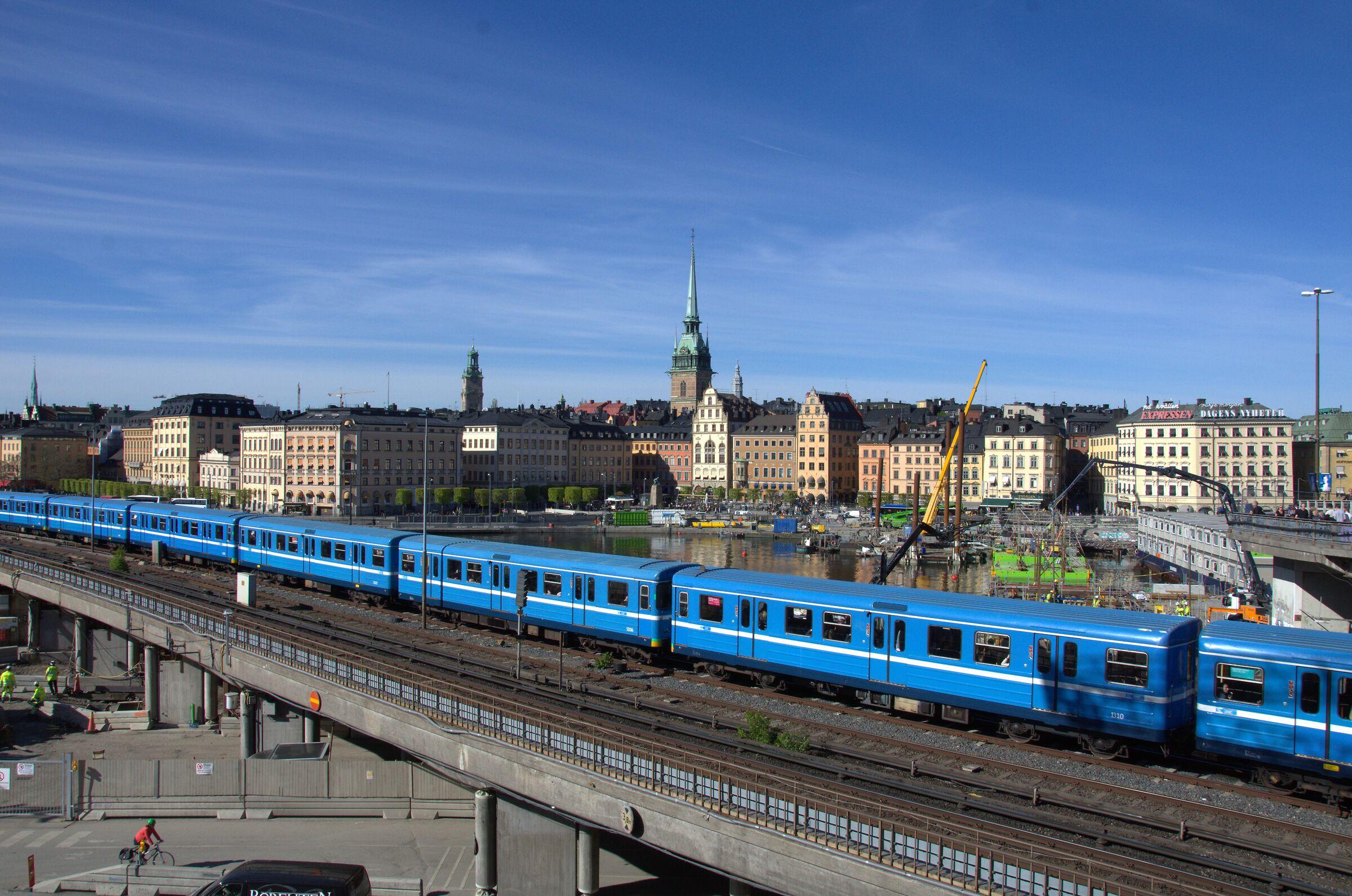 Stoccolma...