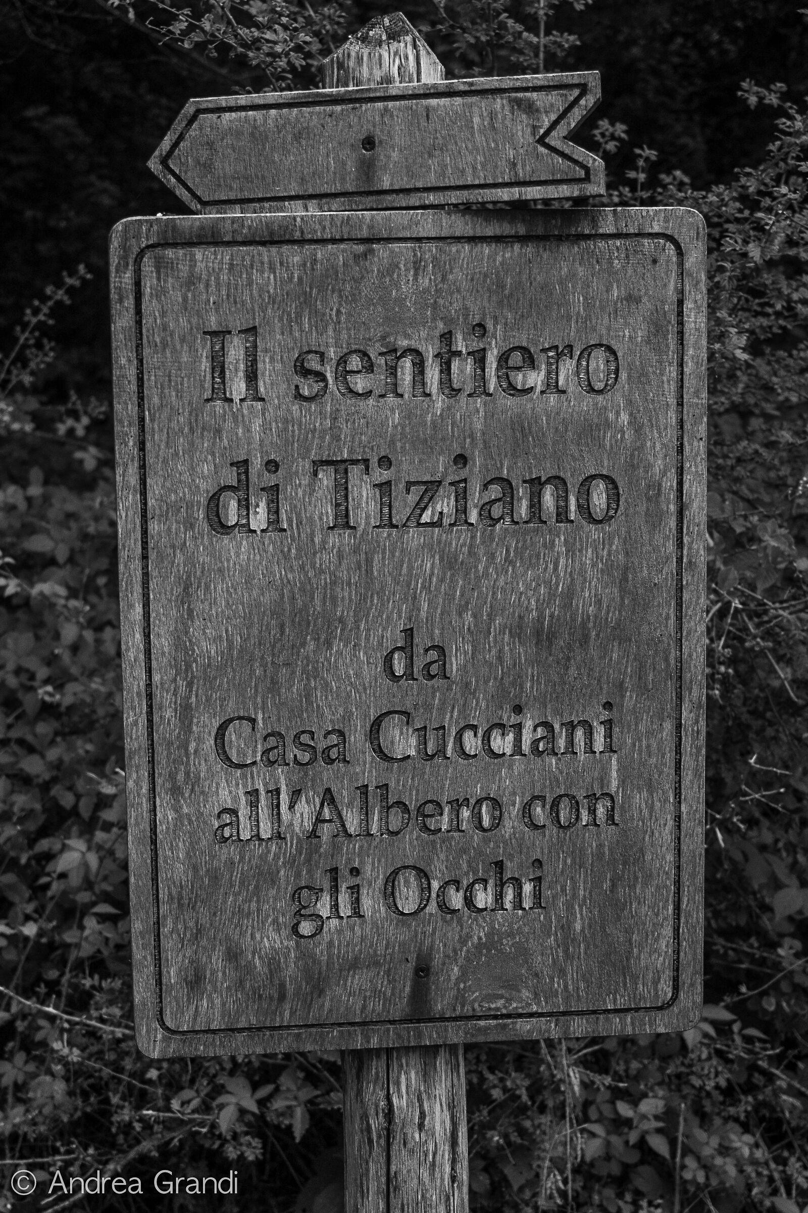 Il sentiero di Tiziano Terzani...