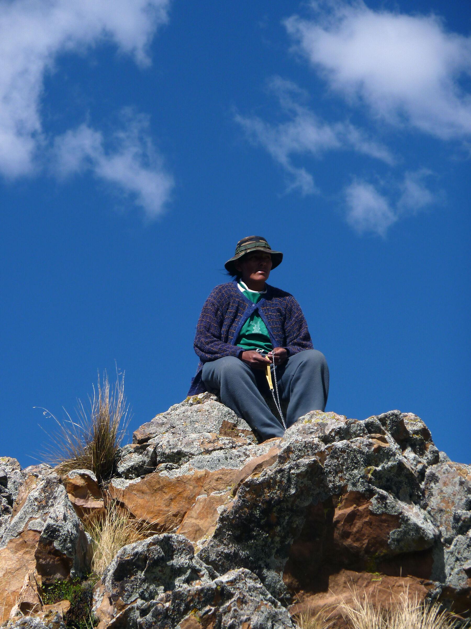 Donna degli Altopiani, Bolivia...
