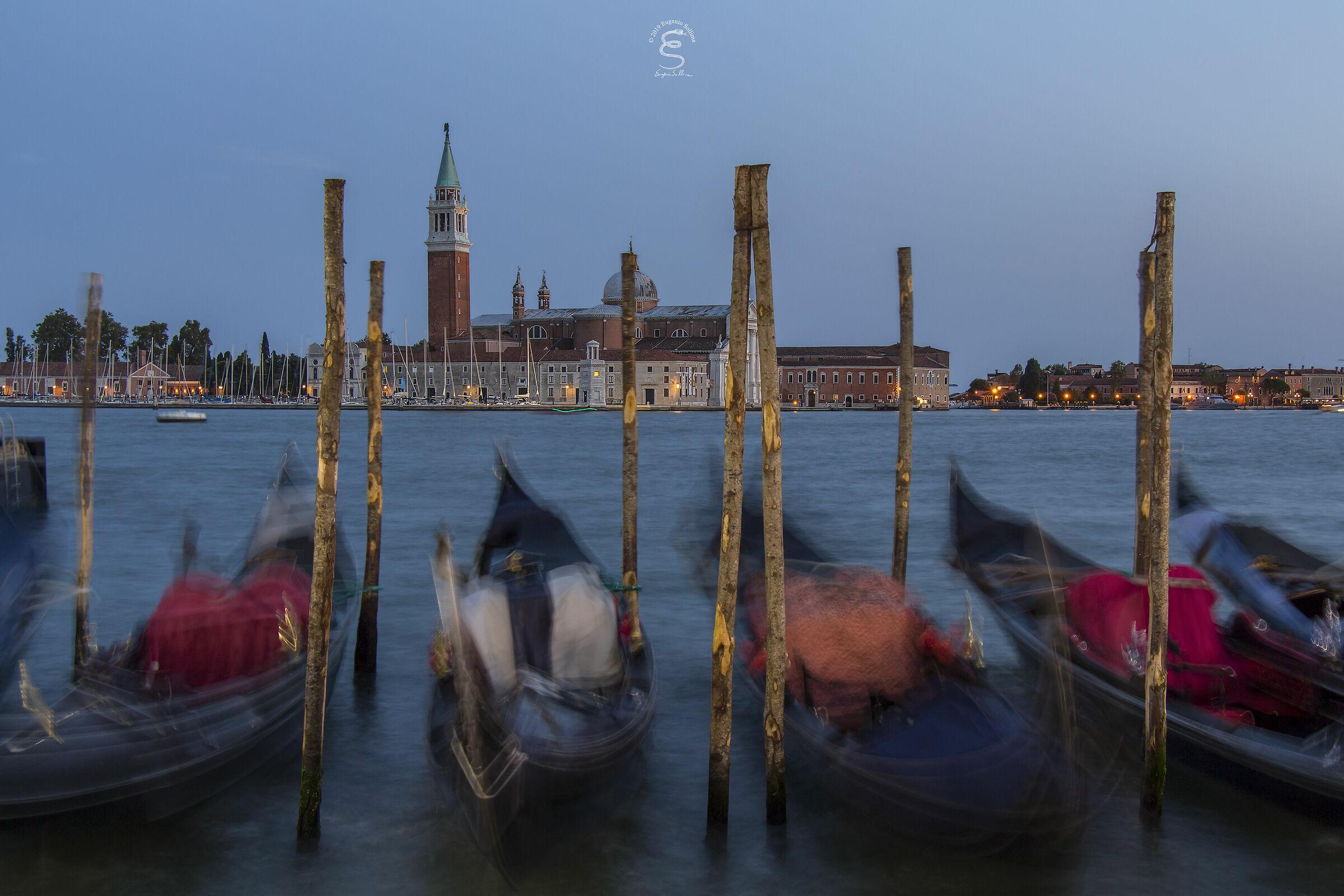 The Gondolas and St. George Major...