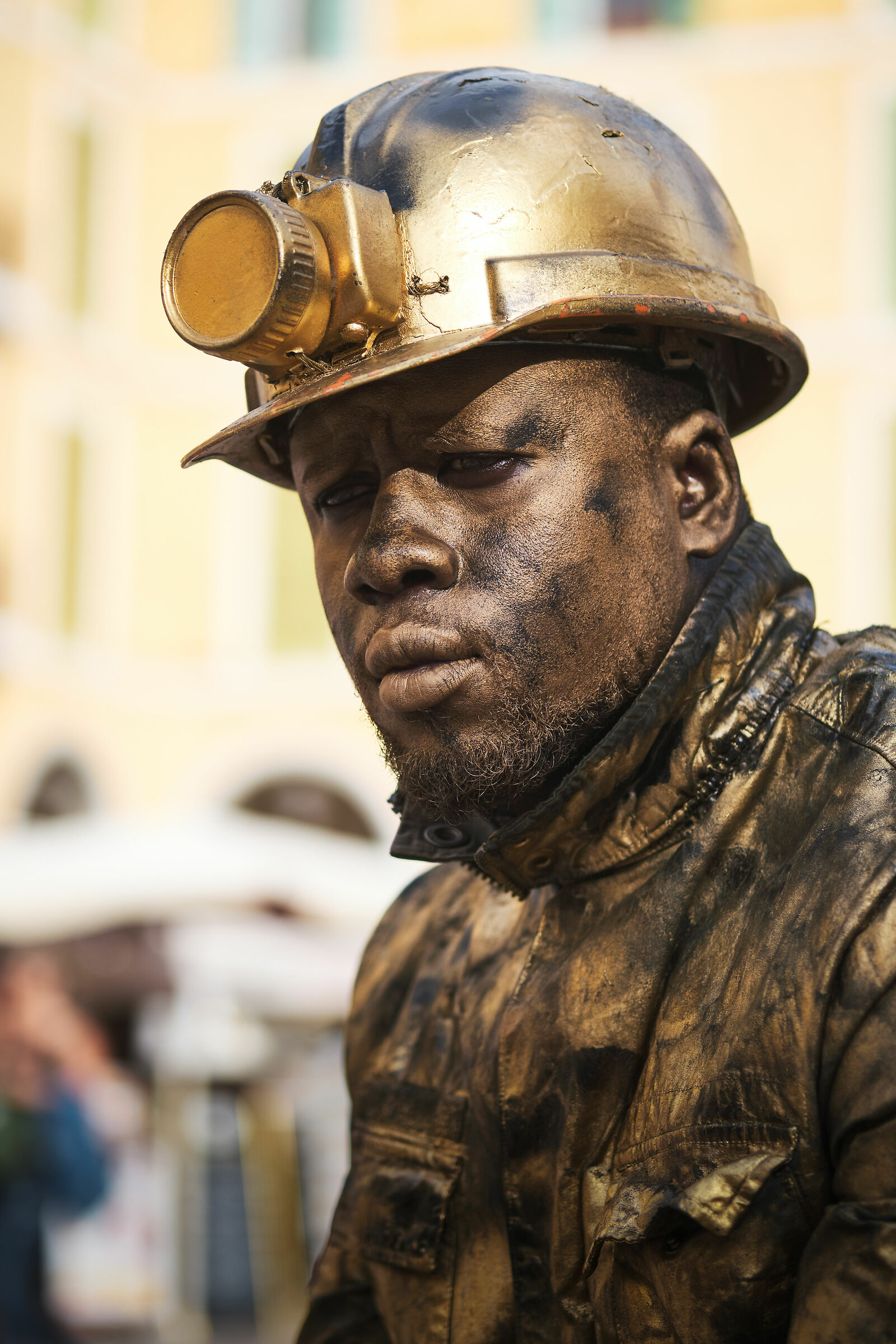 The Miner...