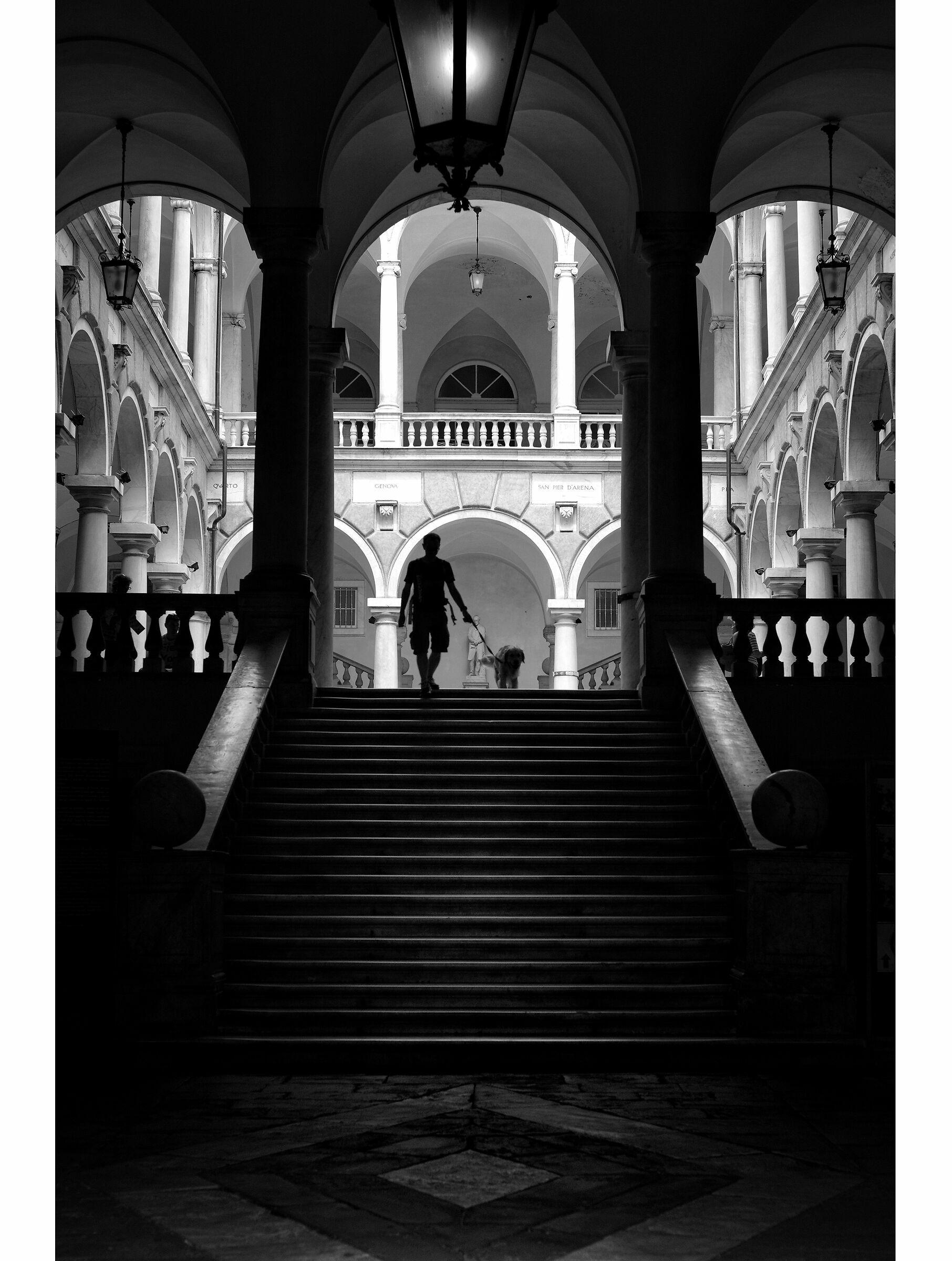 Municipio di Genova...