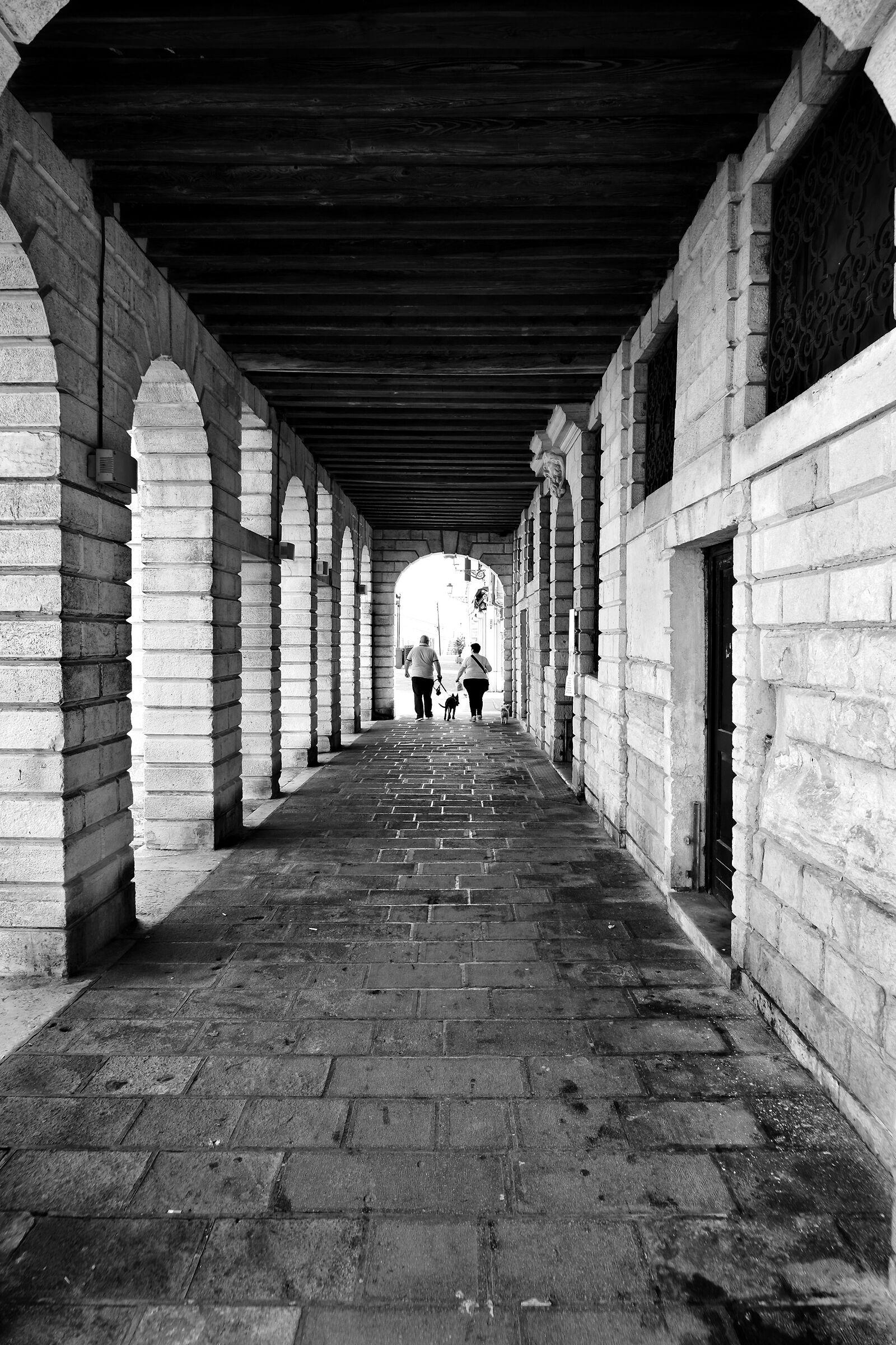 Portico di Chioggia...
