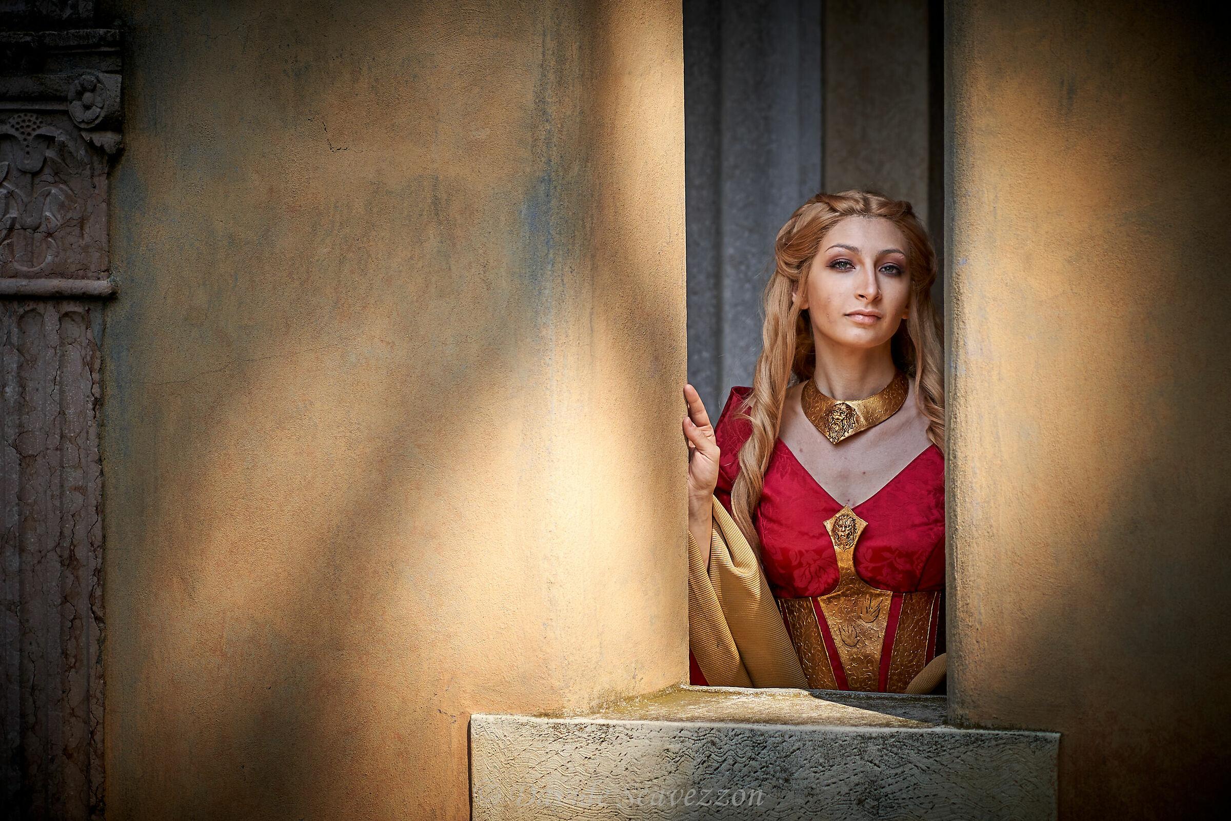 Queen Cersei...