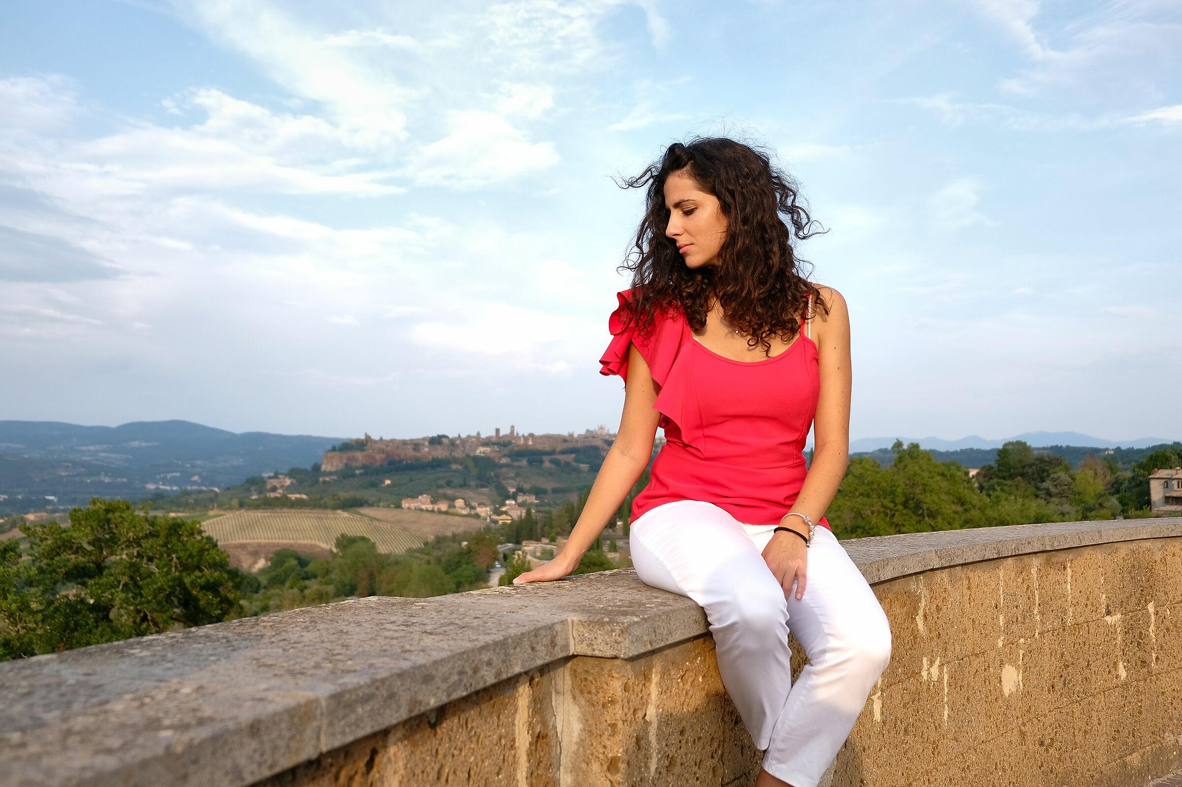 Pomeriggi ad Orvieto...