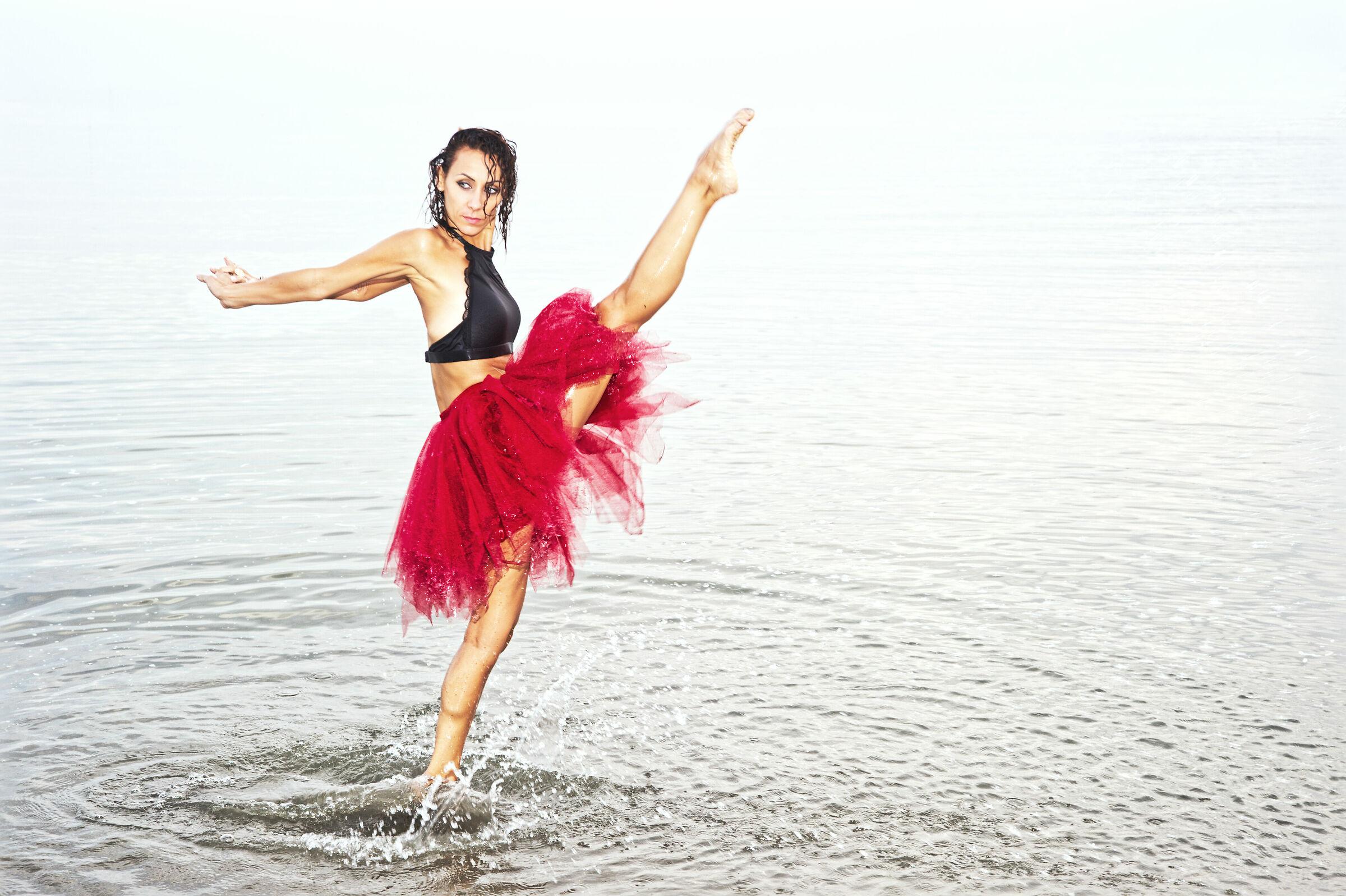 The Mermaid Dance...
