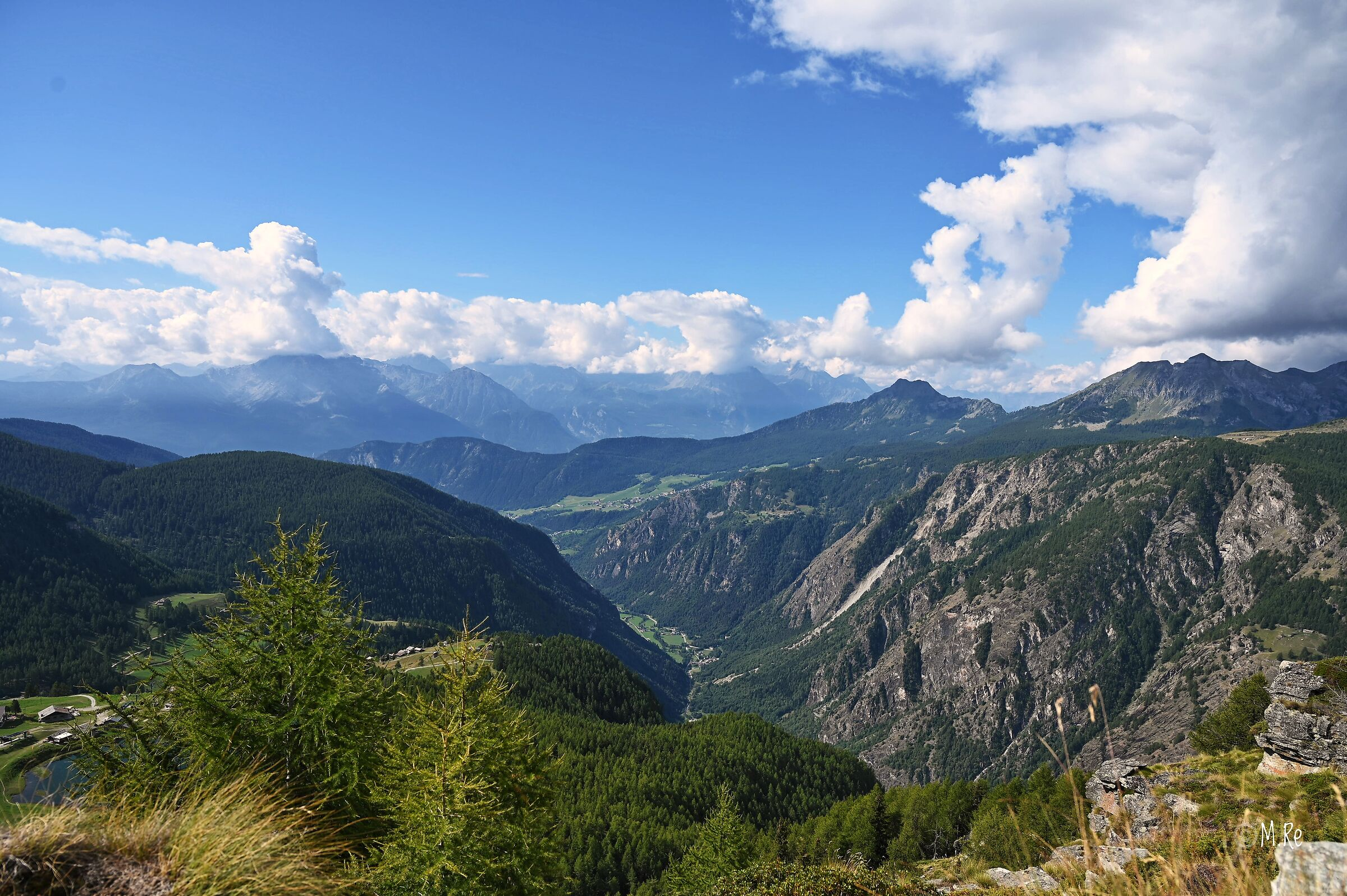 Lower Valtournenche ...
