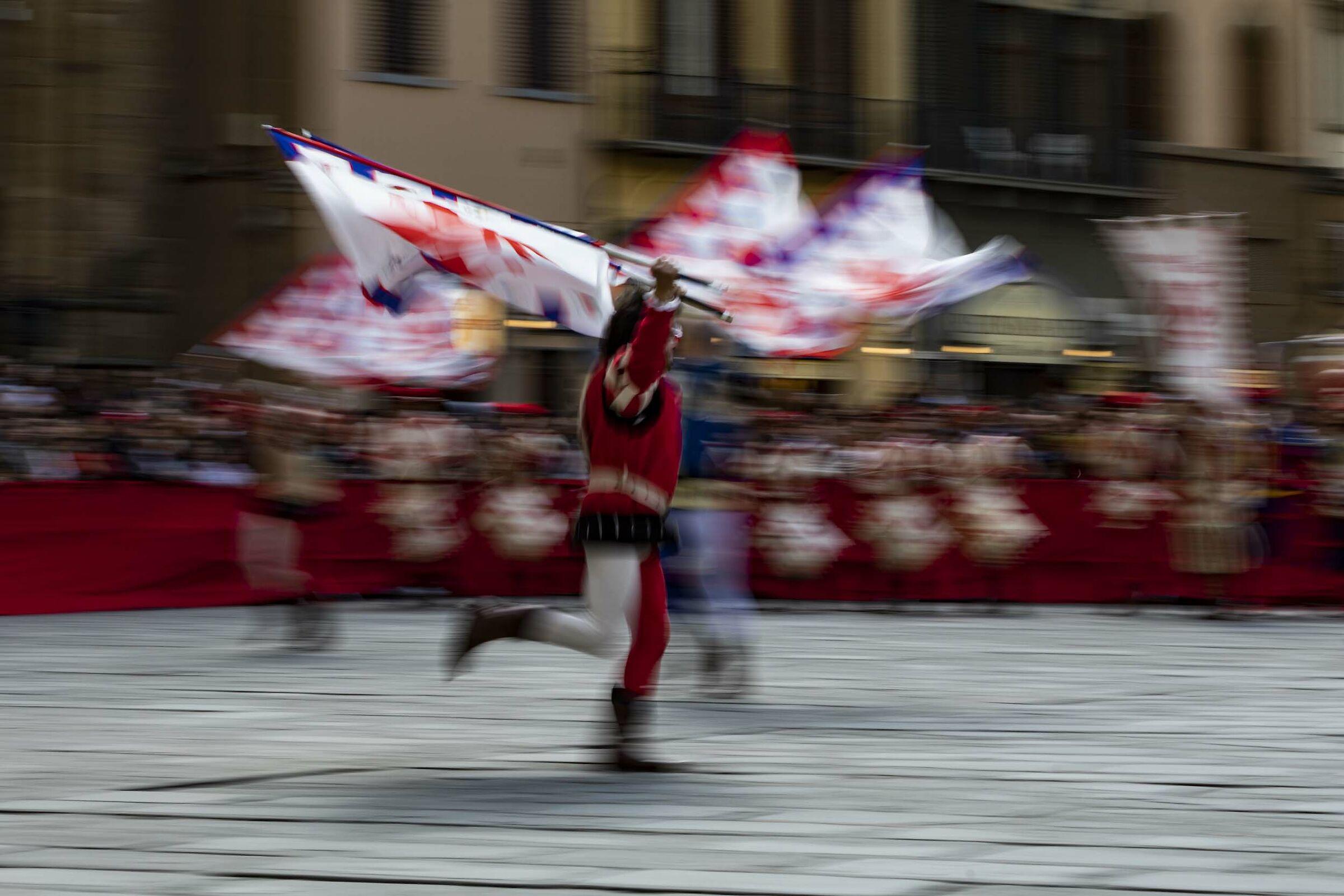 Bandierai degli Uffizi...