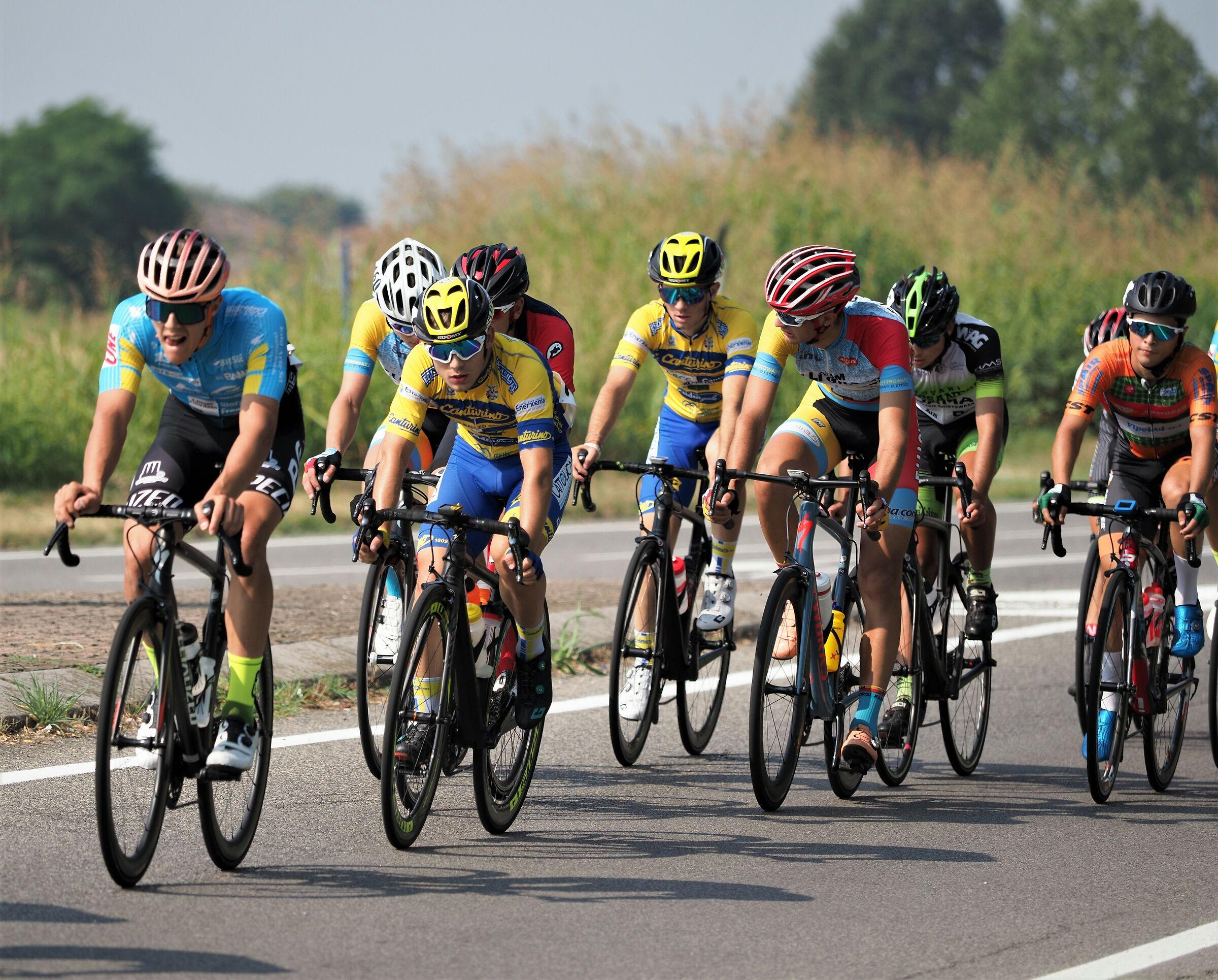 Cycling race...
