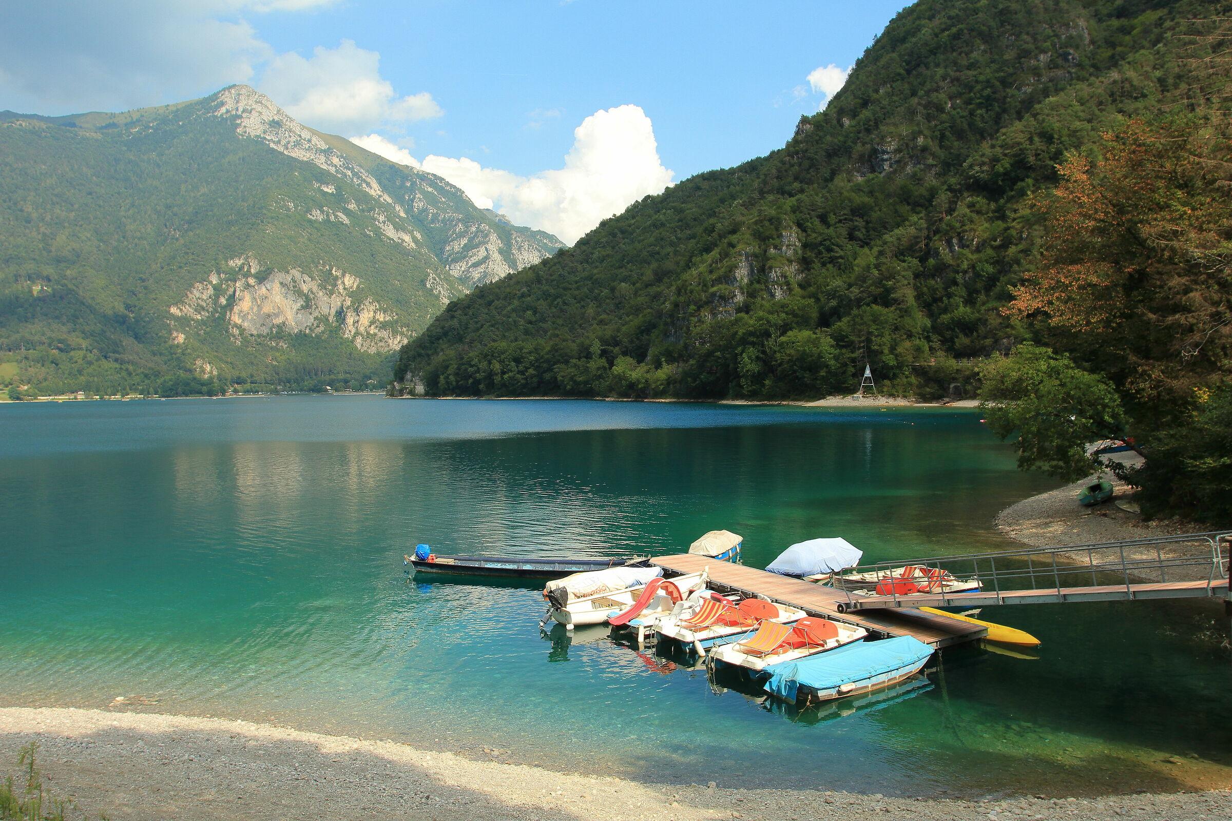 Lago di Ledro...