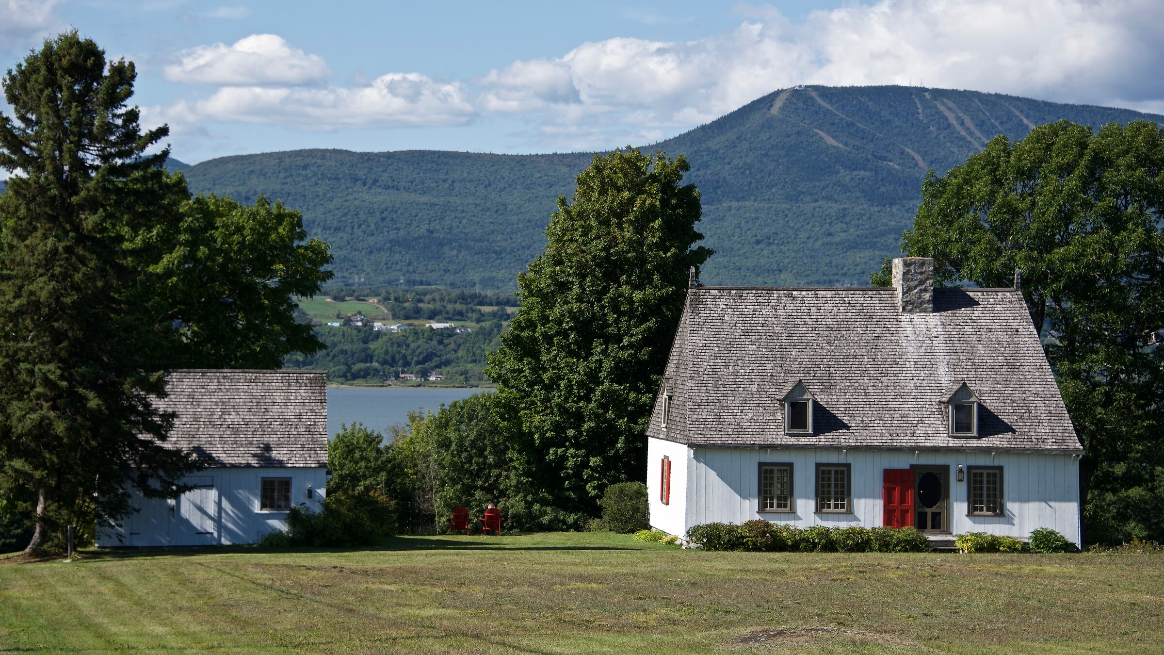 Would you be interested in this domain in Quebec City?...