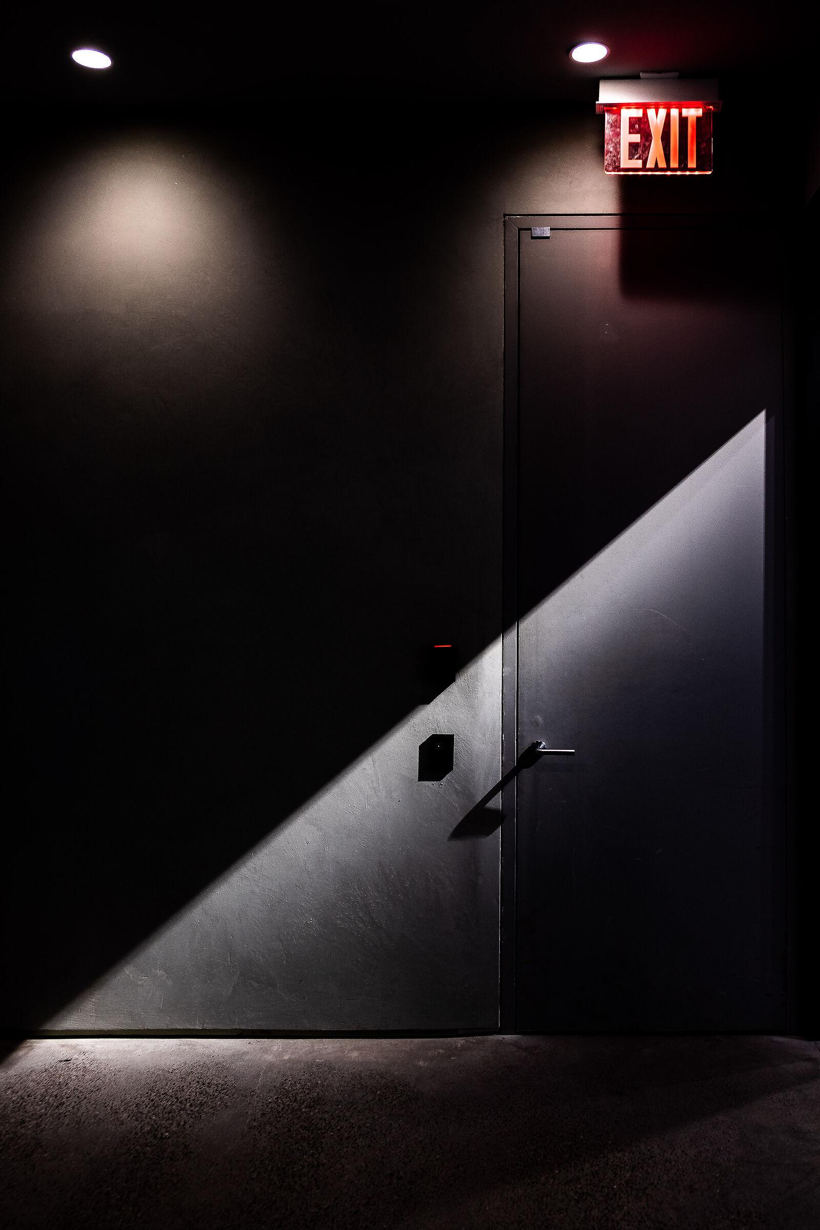 exit...