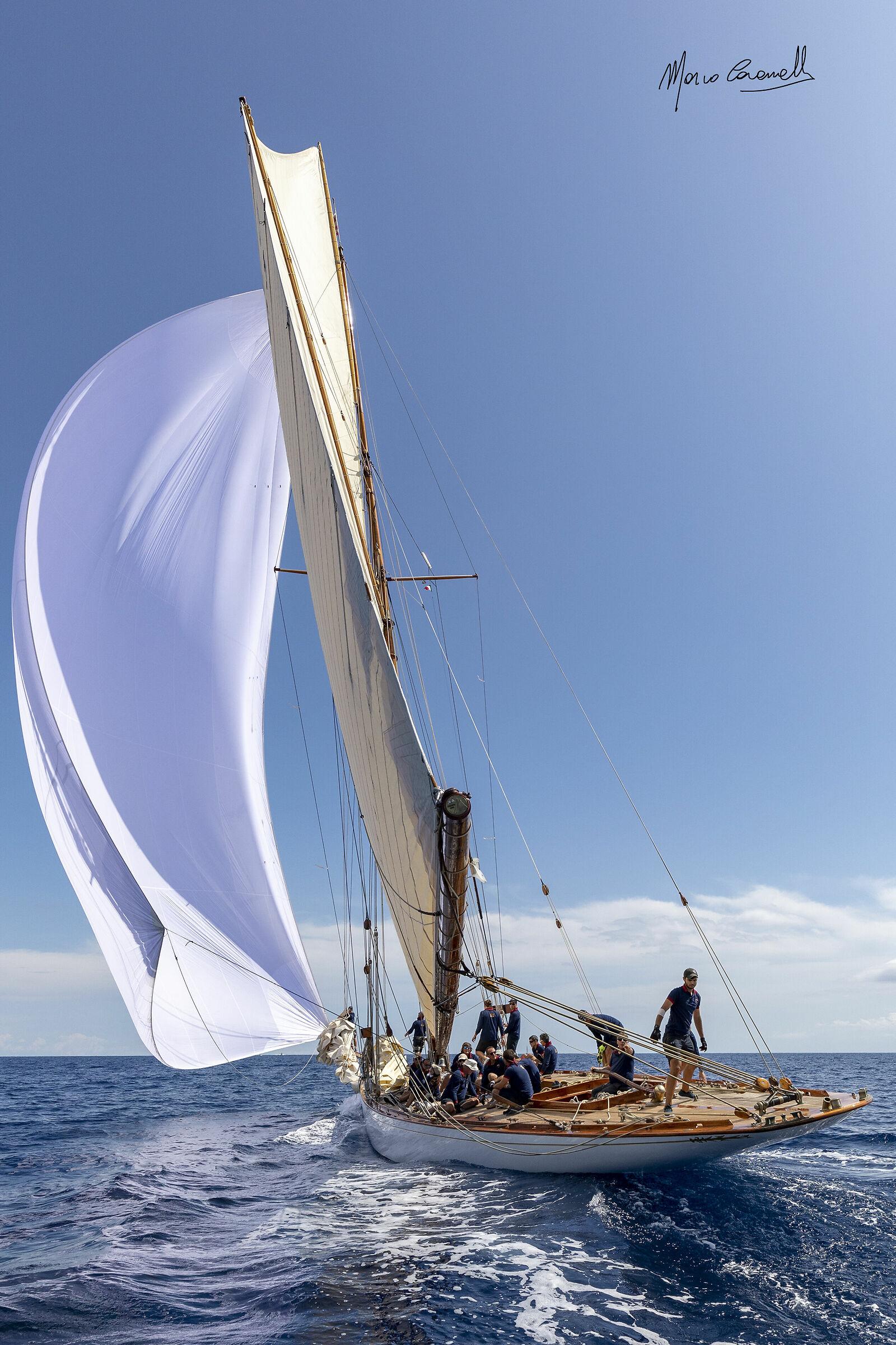 Sails ...